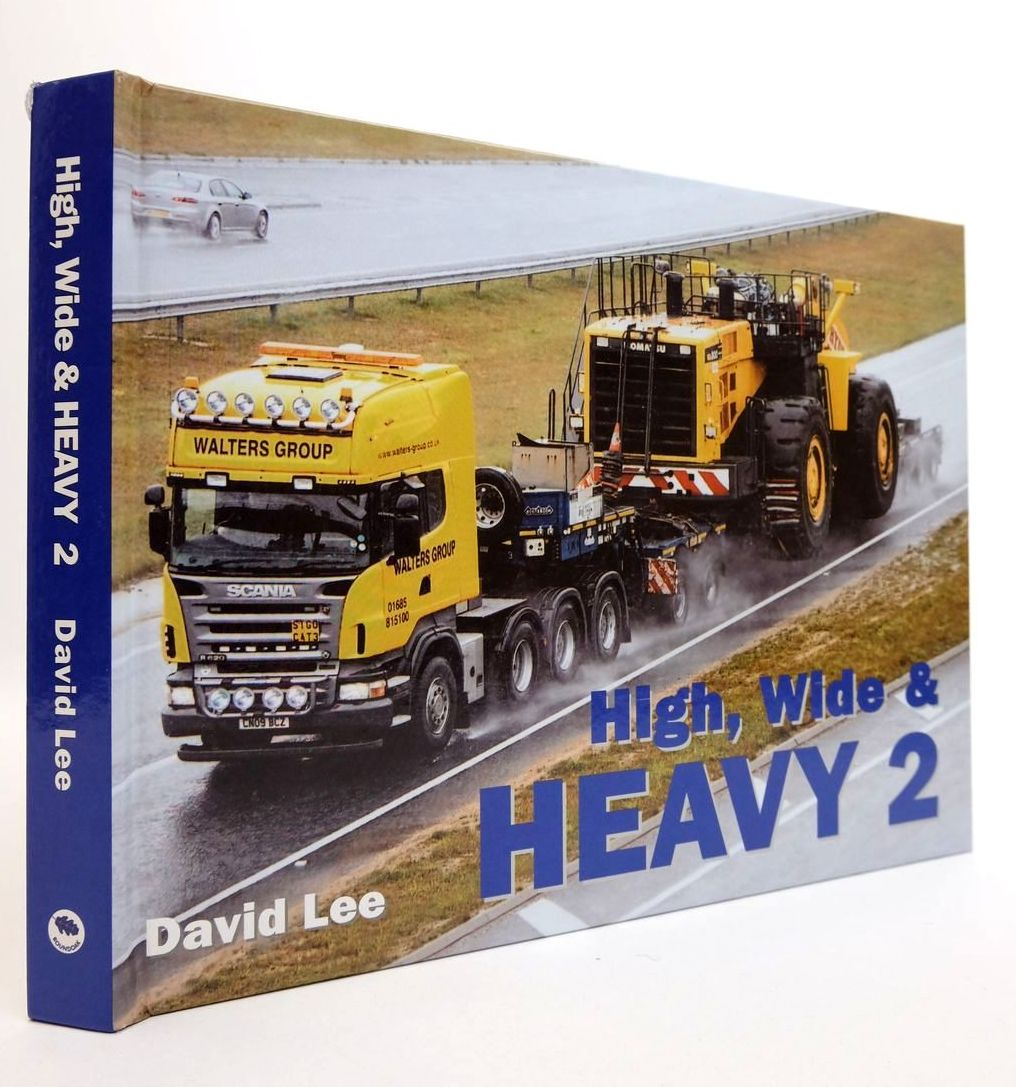 Photo of HIGH, WIDE AND HEAVY 2 written by Lee, David published by Roundoak Publishing (STOCK CODE: 2132459)  for sale by Stella & Rose's Books