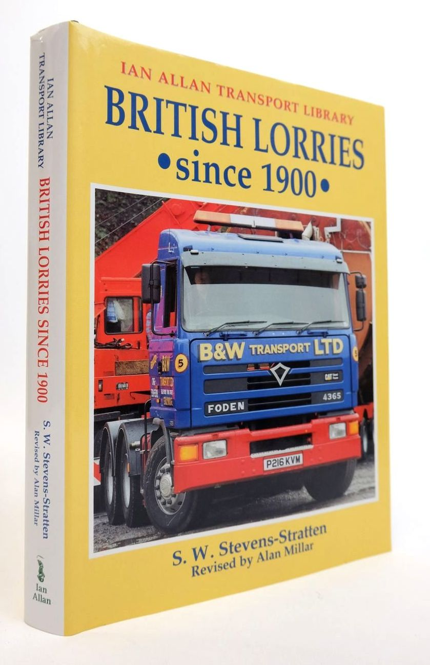 Photo of BRITISH LORRIES SINCE 1900 written by Stevens-Stratten, S.W. Millar, Alan published by Ian Allan (STOCK CODE: 2132460)  for sale by Stella & Rose's Books