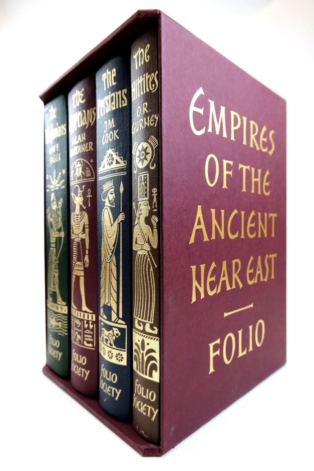 Photo of EMPIRES OF THE ANCIENT NEAR EAST (FOUR VOLUMES)- Stock Number: 2132467