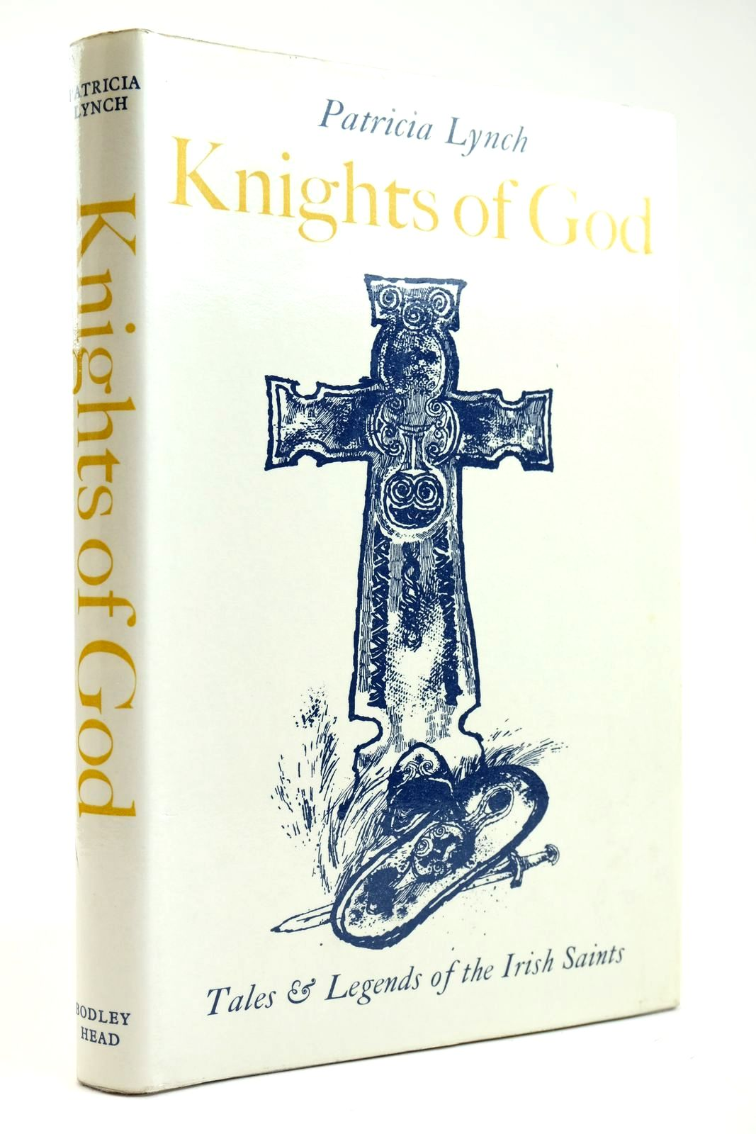 Photo of KNIGHTS OF GOD TALES & LEGENDS OF THE IRISH SAINTS- Stock Number: 2132477