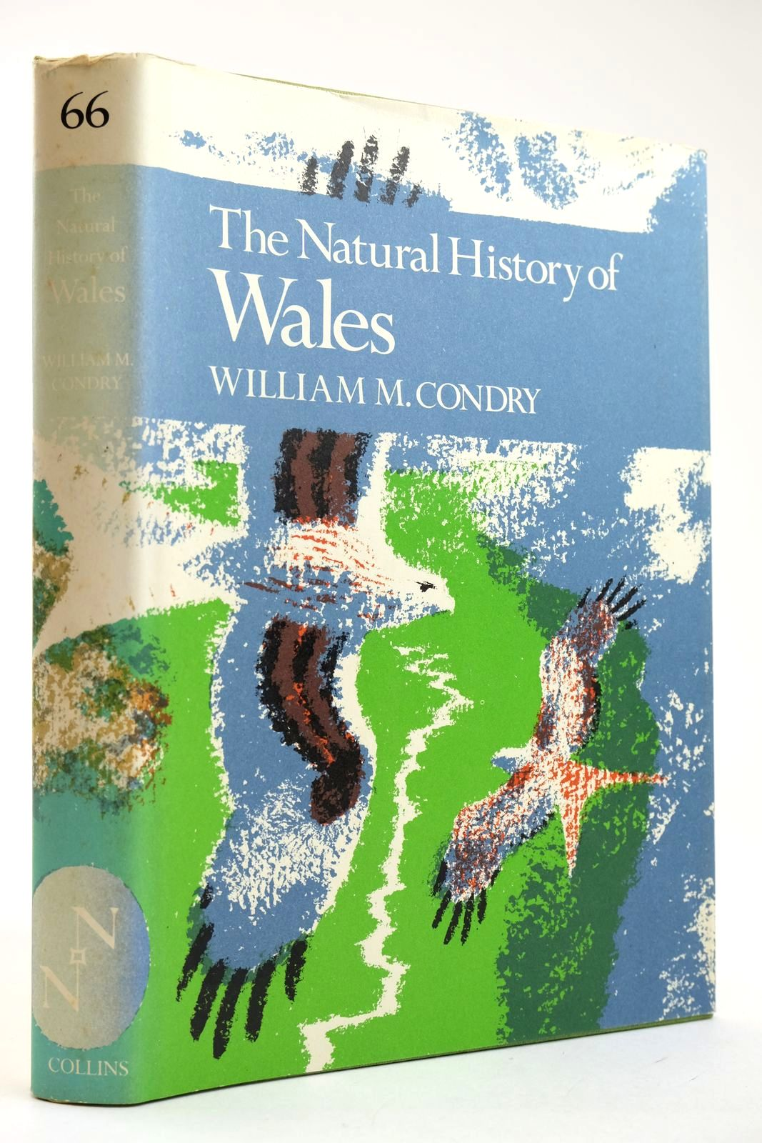 Photo of THE NATURAL HISTORY OF WALES (NN 66)