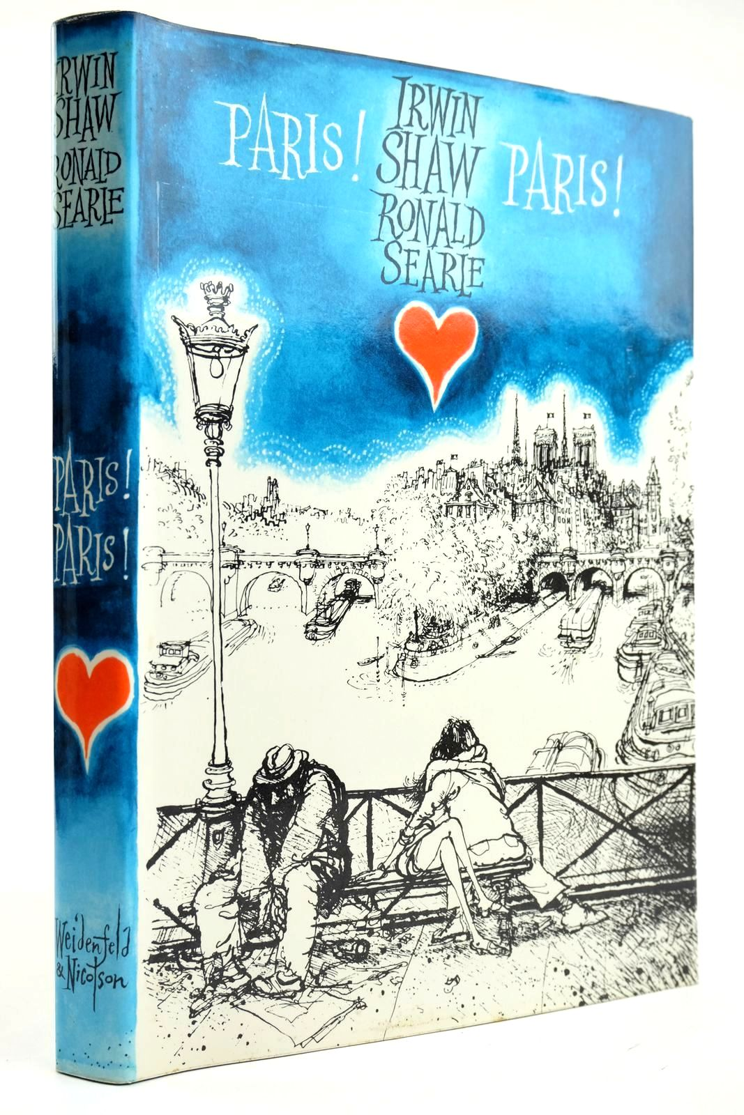 Photo of PARIS! PARIS! written by Shaw, Irwin illustrated by Searle, Ronald published by Weidenfeld and Nicolson (STOCK CODE: 2132491)  for sale by Stella & Rose's Books