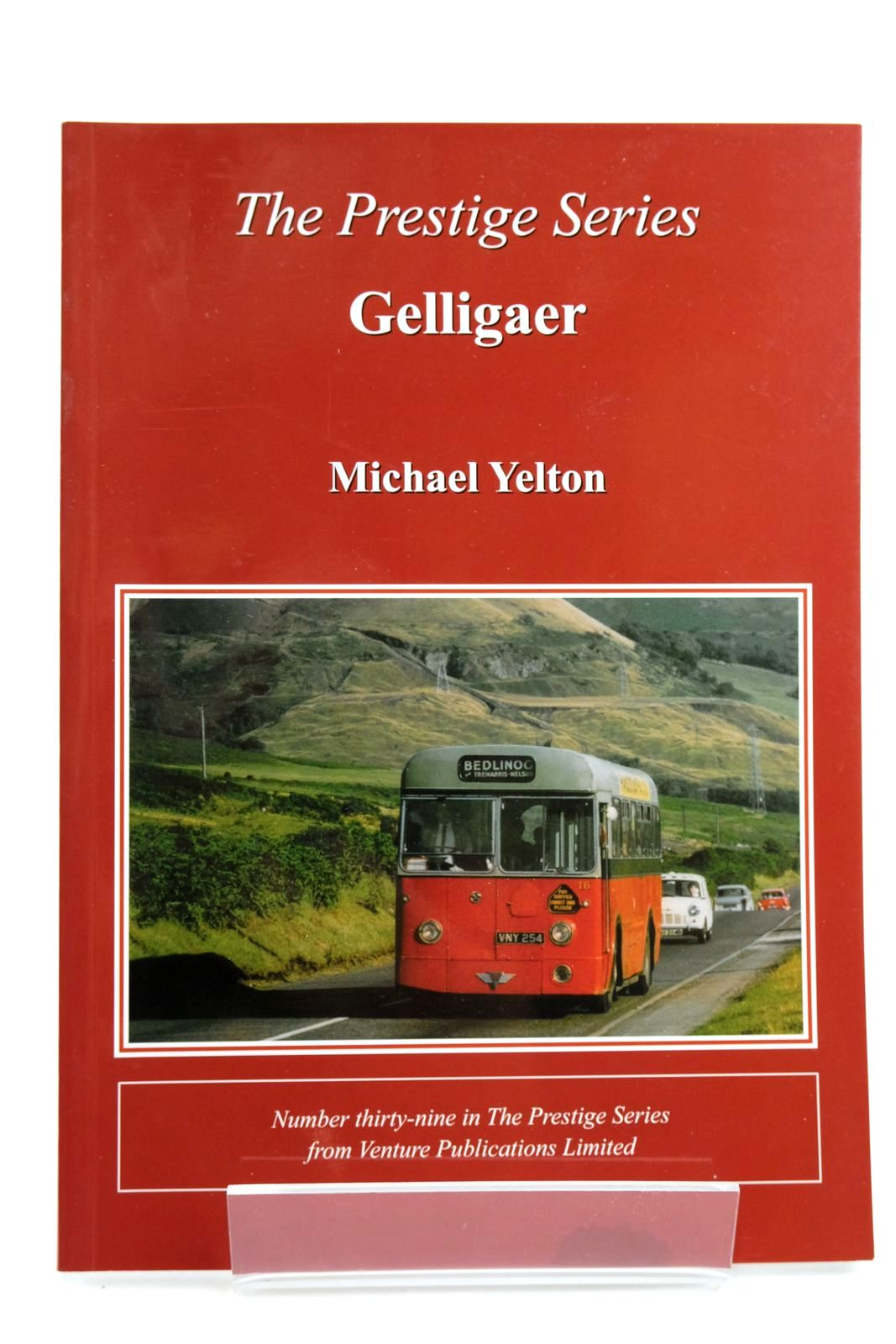 Photo of GELLIGAER written by Yelton, Michael published by Venture Publications (STOCK CODE: 2132498)  for sale by Stella & Rose's Books