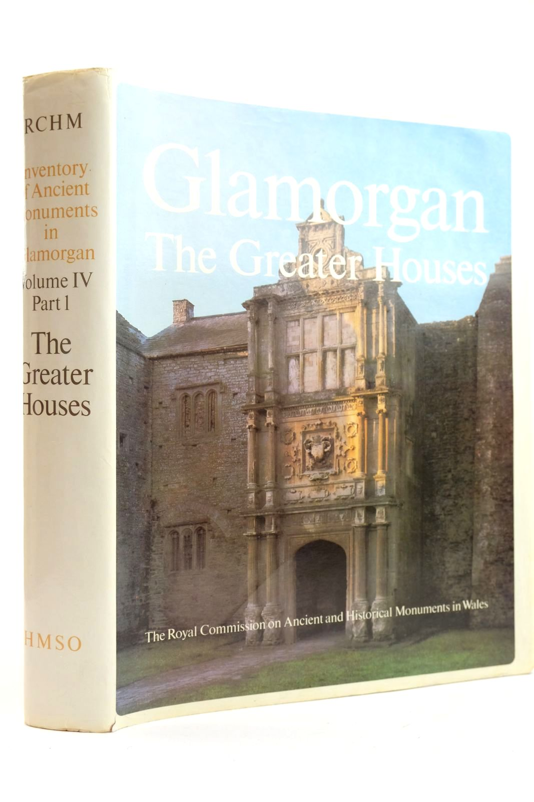 Photo of AN INVENTORY OF THE ANCIENT MONUMENTS IN GLAMORGAN VOLUME IV PART I- Stock Number: 2132501