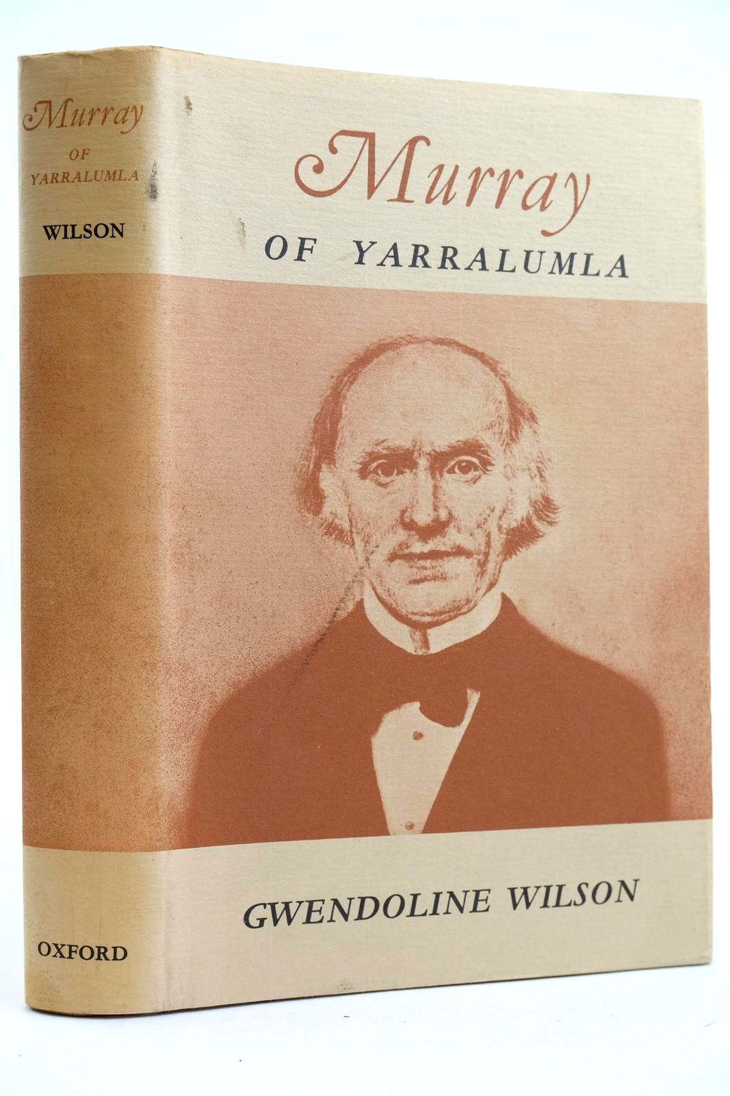 Photo of MURRAY OF YARRALUMLA written by Wilson, Gwendoline published by Oxford University Press (STOCK CODE: 2132510)  for sale by Stella & Rose's Books