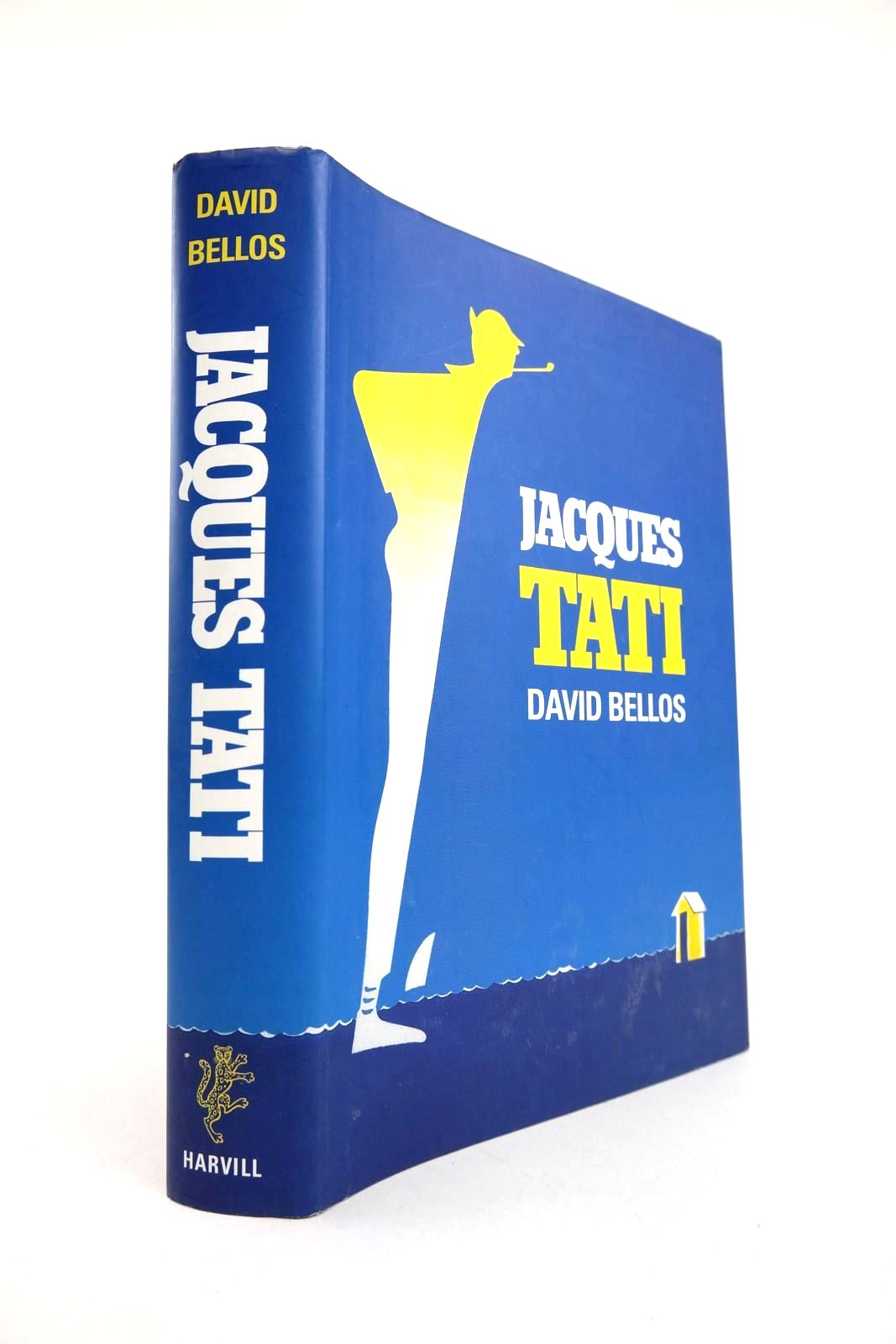 Photo of JACQUES TATI written by Bellos, David published by The Harvill Press (STOCK CODE: 2132528)  for sale by Stella & Rose's Books