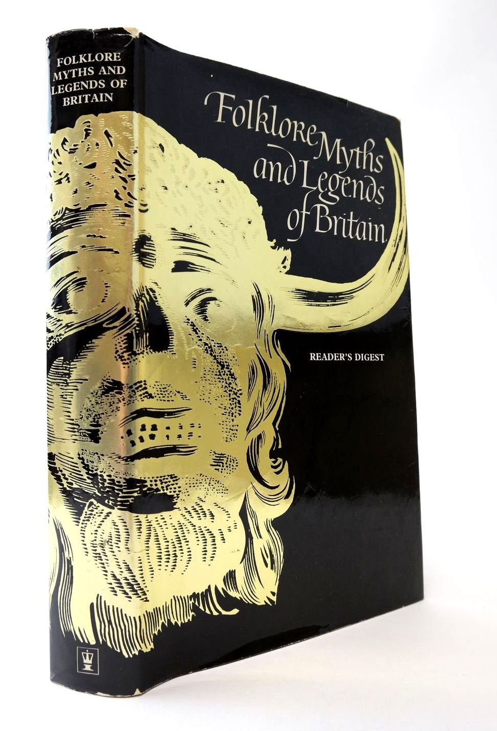Photo of FOLKLORE, MYTHS AND LEGENDS OF BRITAIN written by Ash, Russell et al, published by The Readers' Digest Association Limited (STOCK CODE: 2132532)  for sale by Stella & Rose's Books