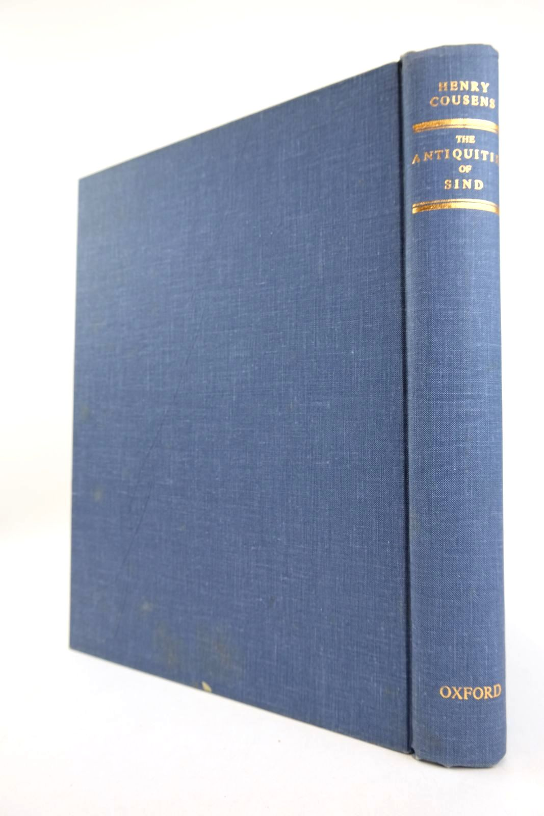 Photo of THE ANTIQUITIES OF SIND written by Cousens, Henry published by Oxford University Press (STOCK CODE: 2132536)  for sale by Stella & Rose's Books