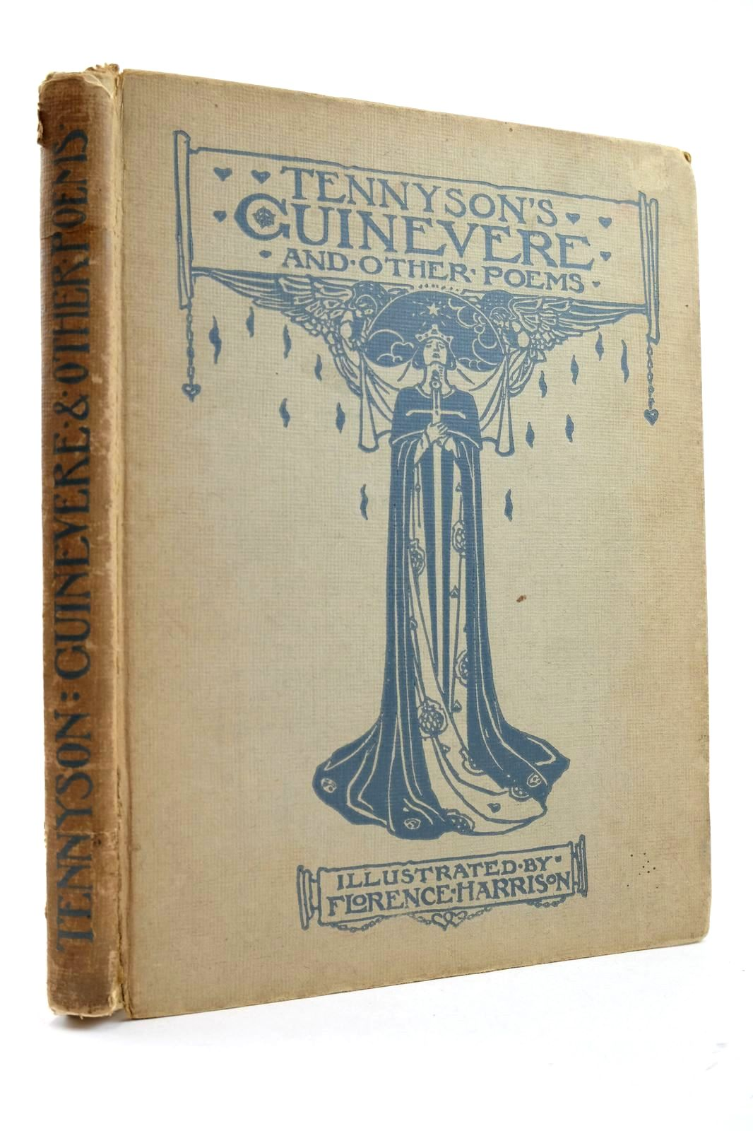 Photo of TENNYSON'S GUINEVERE AND OTHER POEMS- Stock Number: 2132542