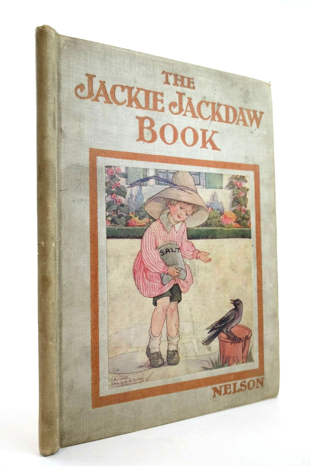 Photo of THE JACKIE JACKDAW BOOK- Stock Number: 2132543