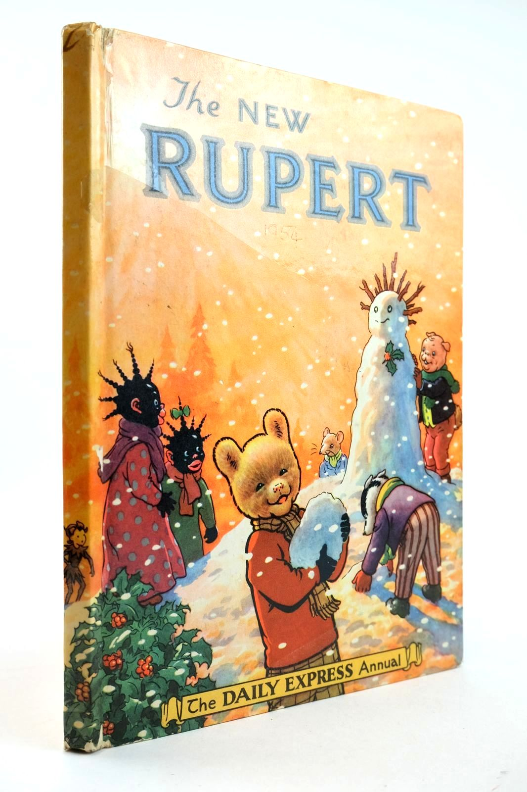 Photo of RUPERT ANNUAL 1954 - THE NEW RUPERT- Stock Number: 2132547