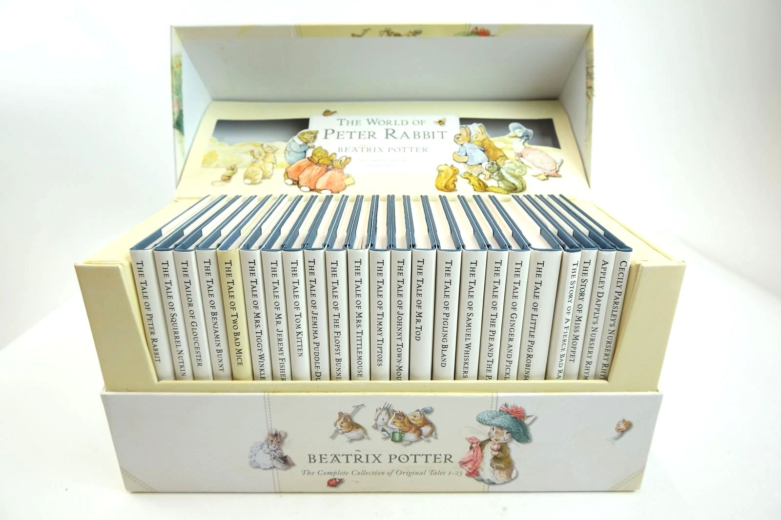 Photo of THE WORLD OF PETER RABBIT- Stock Number: 2132551