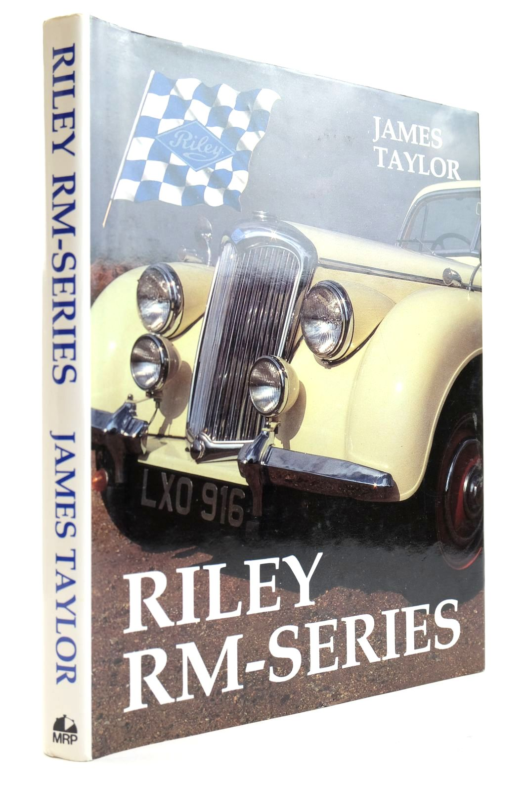 Photo of RILEY RM-SERIES written by Taylor, James published by Motor Racing Publications Ltd. (STOCK CODE: 2132558)  for sale by Stella & Rose's Books