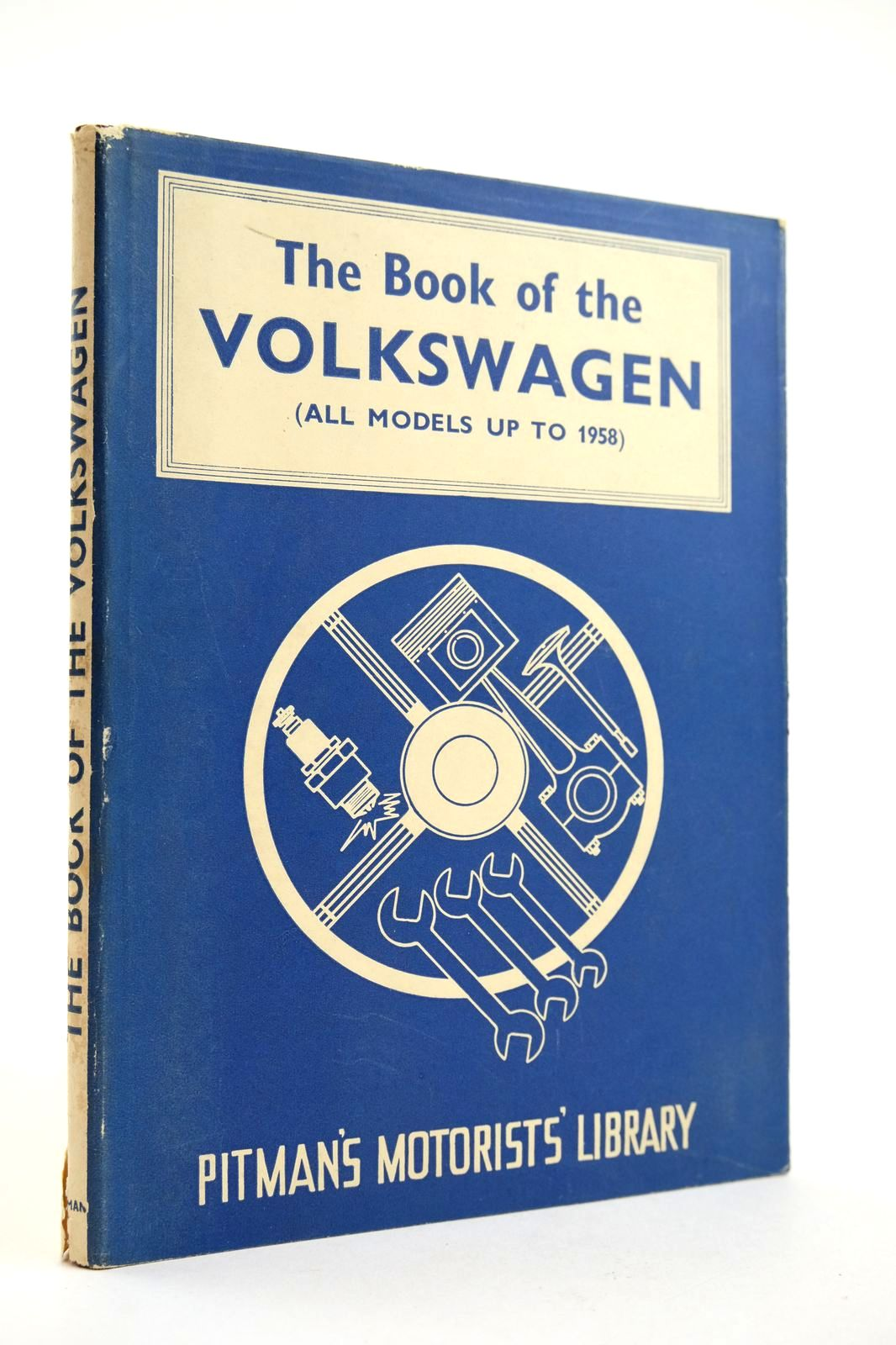 Photo of THE BOOK OF THE VOLKSWAGEN written by Abbey, Staton published by Sir Isaac Pitman & Sons Ltd. (STOCK CODE: 2132560)  for sale by Stella & Rose's Books