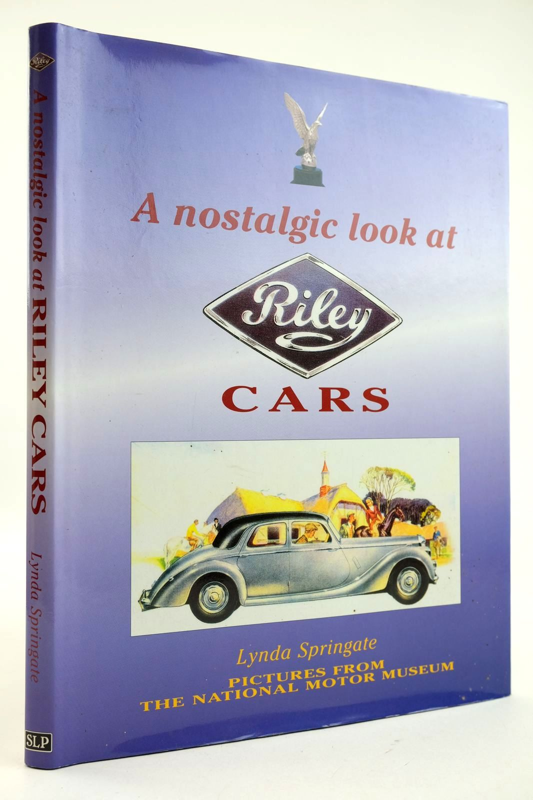 Photo of A NOSTALGIC LOOK AT RILEY CARS written by Springate, Lynda published by Silver Link Publishing (STOCK CODE: 2132569)  for sale by Stella & Rose's Books