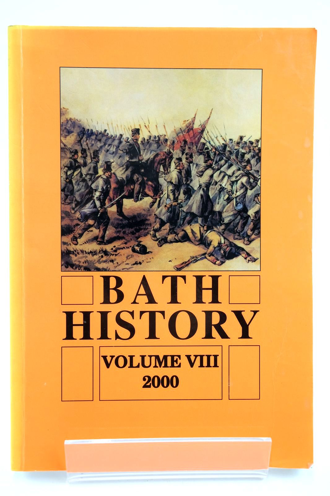 Photo of BATH HISTORY VOLUME VIII written by Buchanan, Brenda J. et al, published by Millstream Books (STOCK CODE: 2132572)  for sale by Stella & Rose's Books