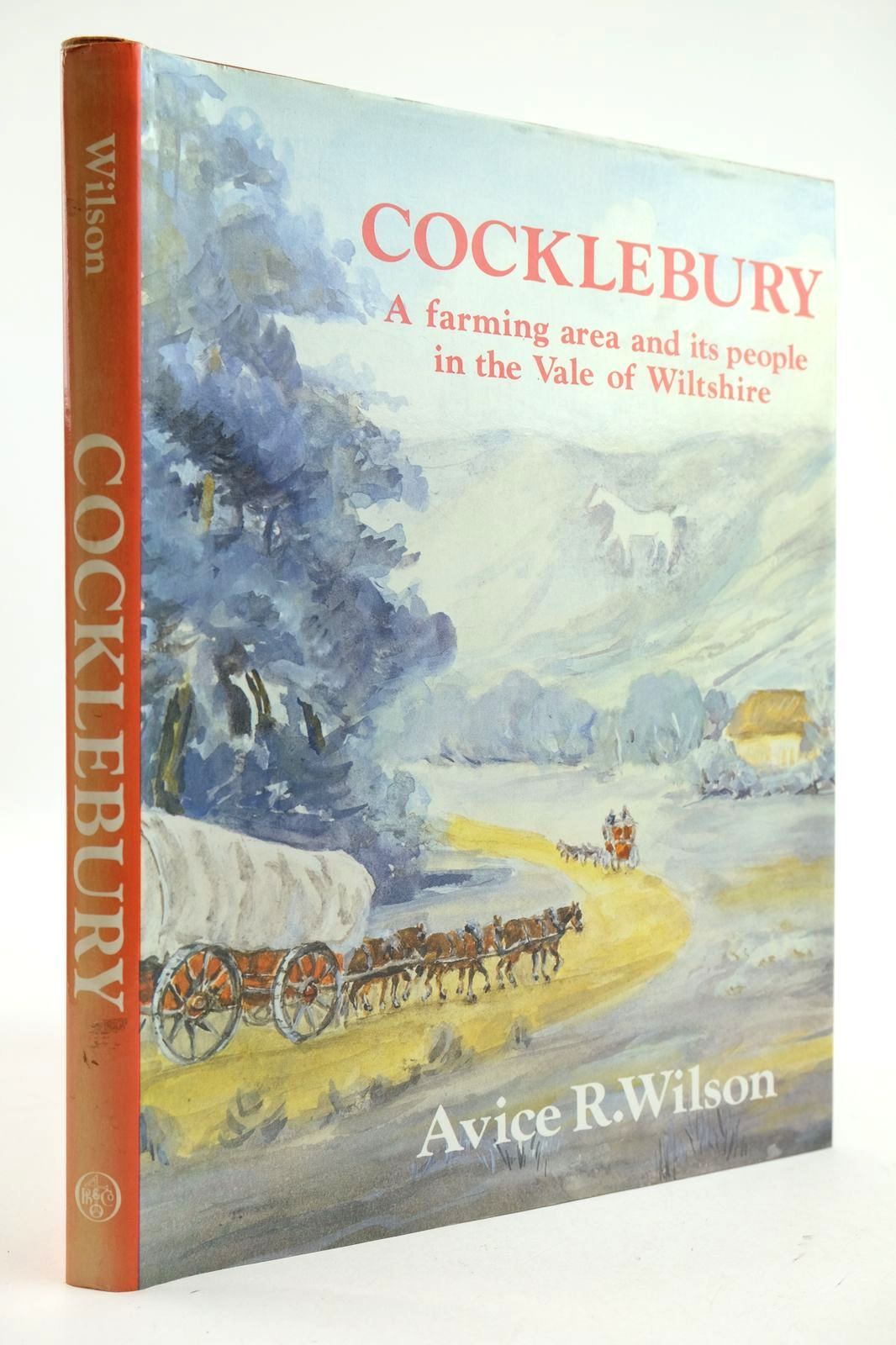 Photo of COCKLEBURY A FARMING AREA AND ITS PEOPLE IN THE VALE OF WILTSHIRE written by Wilson, Avice R. illustrated by Wallis, Tobie Pedersen, Henry published by Phillimore (STOCK CODE: 2132581)  for sale by Stella & Rose's Books