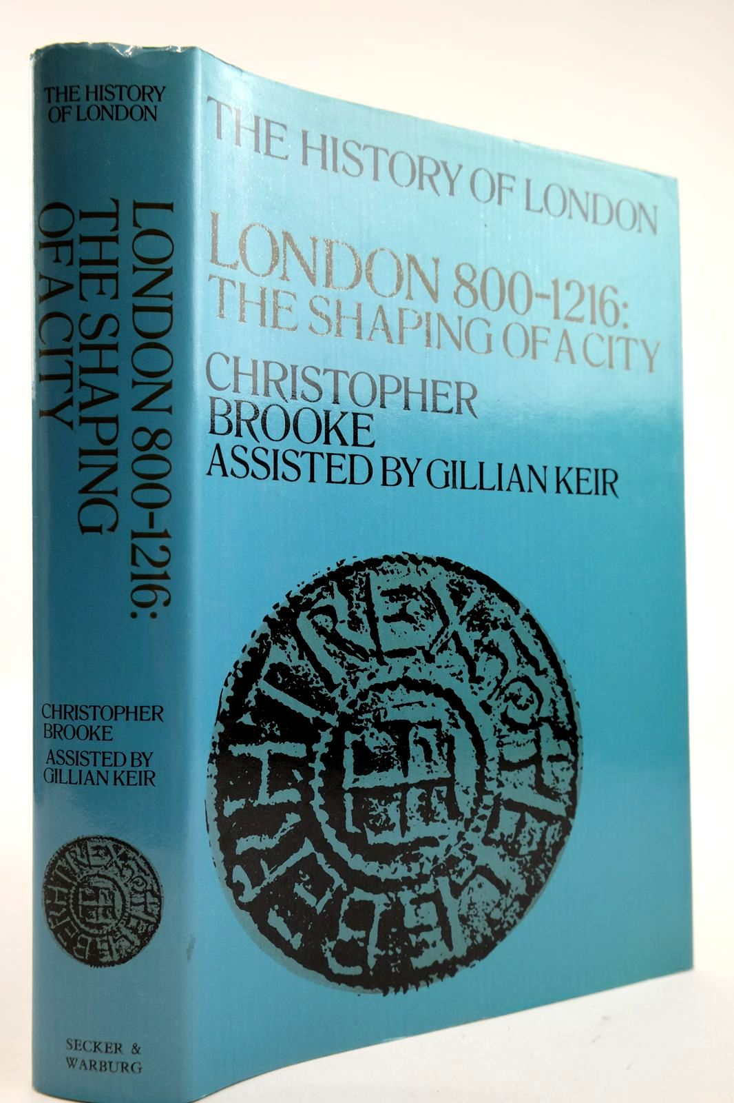 Photo of LONDON 800-1216 THE SHAPING OF A CITY