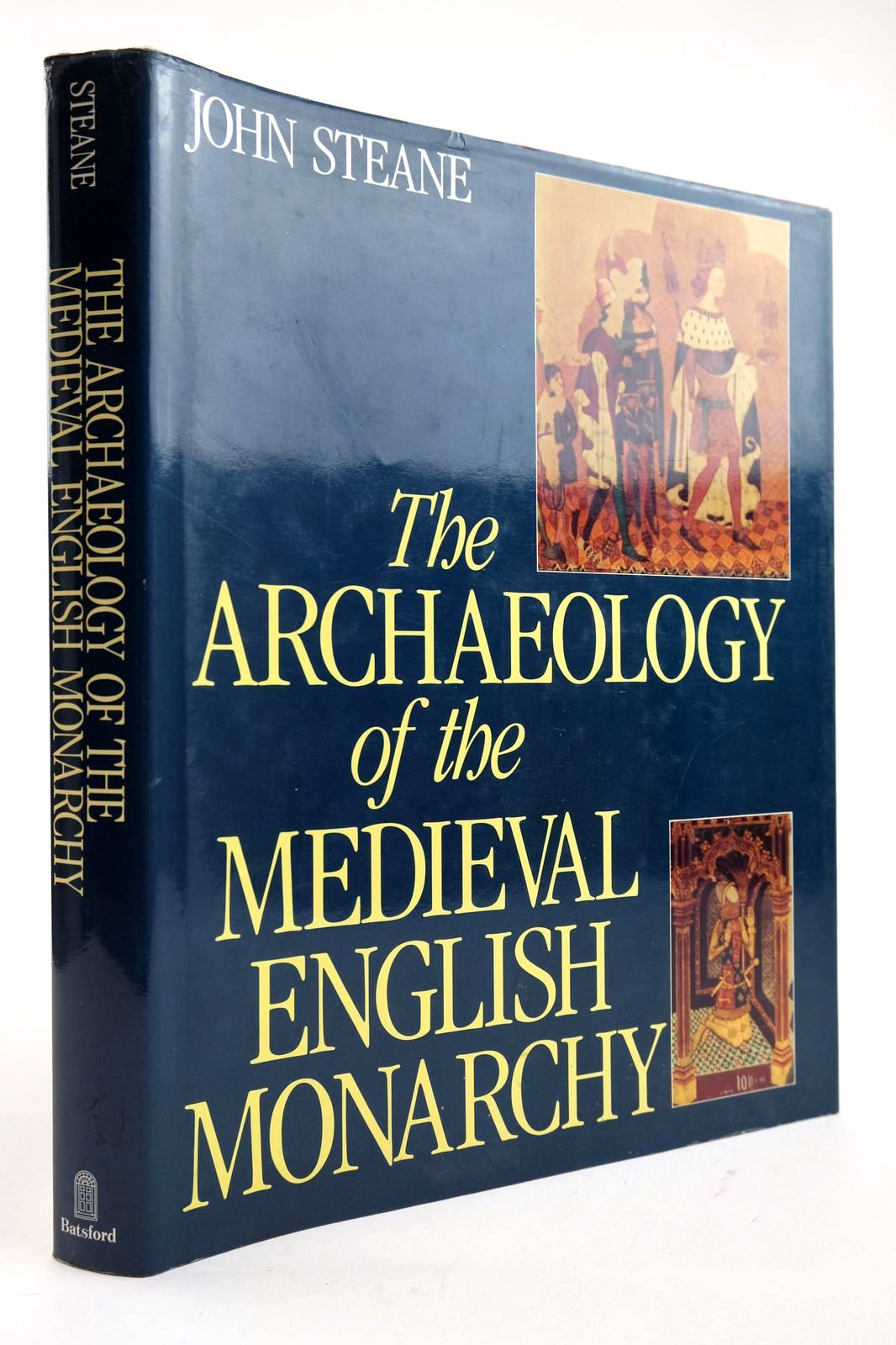 Photo of THE ARCHAEOLOGY OF THE MEDIEVAL ENGLISH MONARCHY written by Steane, John published by B.T. Batsford Ltd. (STOCK CODE: 2132592)  for sale by Stella & Rose's Books