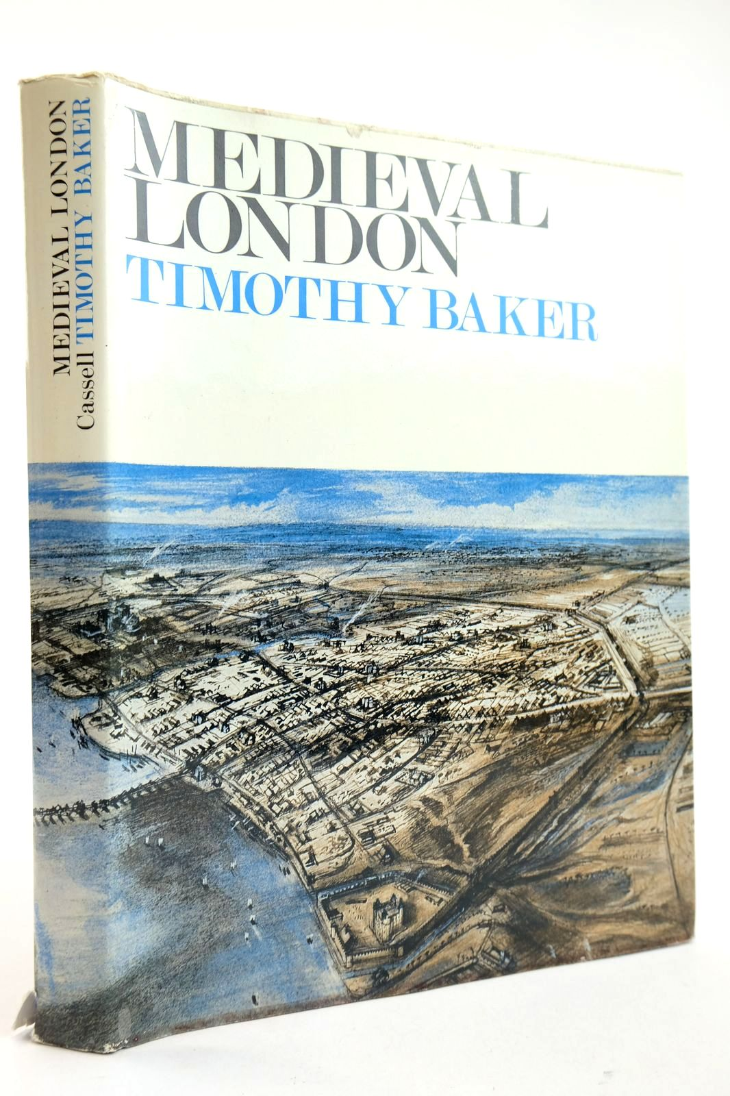 Photo of MEDIEVAL LONDON written by Baker, Timothy published by Cassell & Company Limited (STOCK CODE: 2132597)  for sale by Stella & Rose's Books