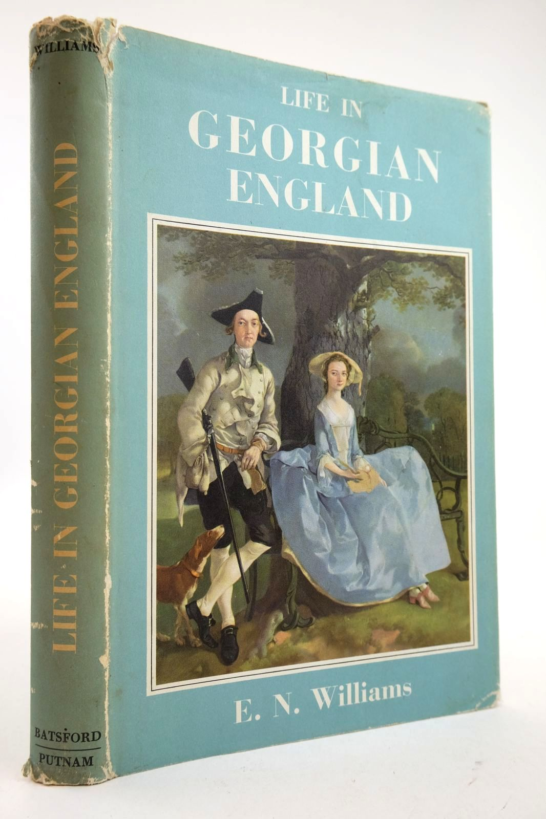 Photo of LIFE IN GEORGIAN ENGLAND- Stock Number: 2132601