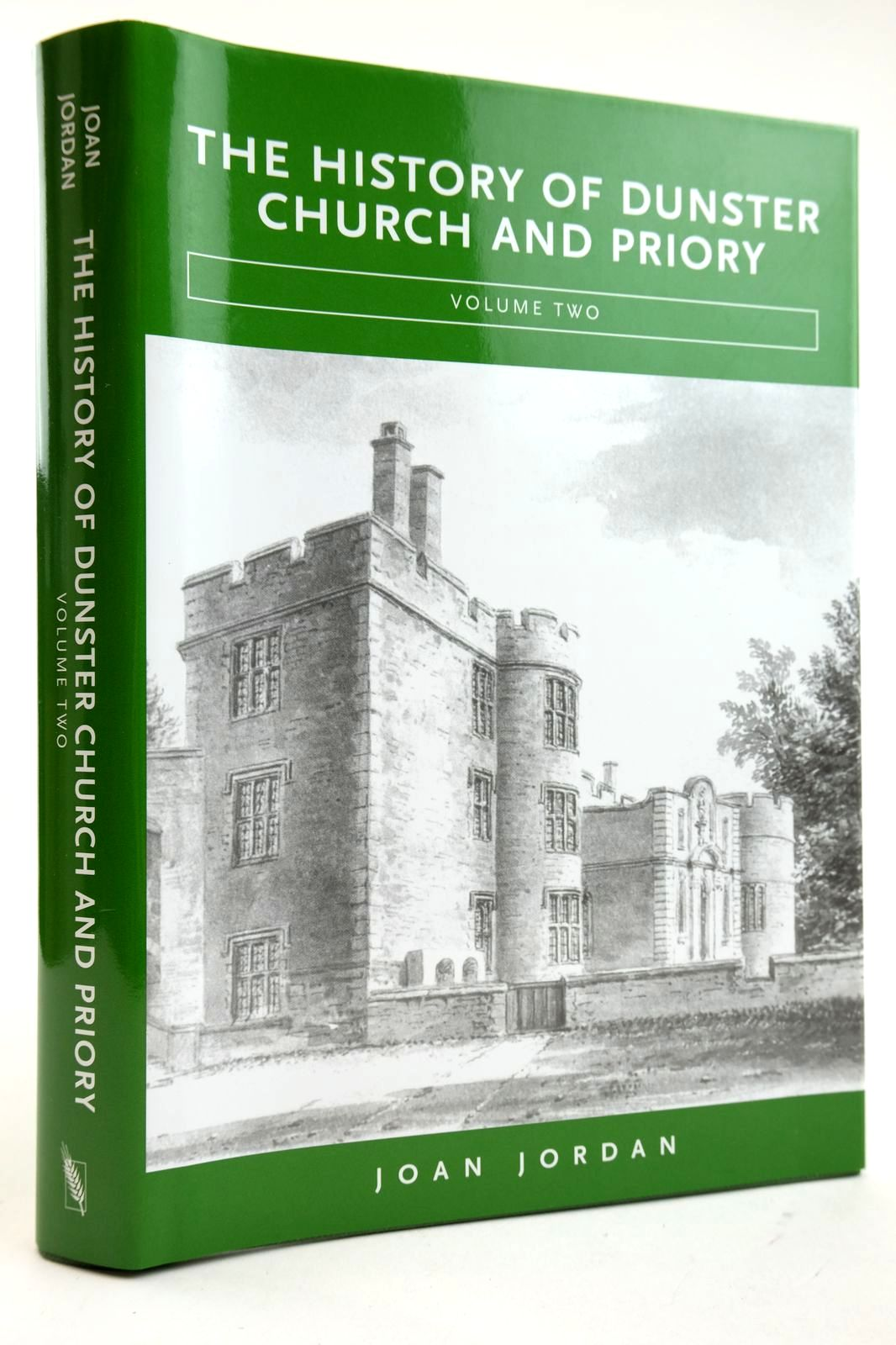 Photo of THE HISTORY OF DUNSTER CHURCH AND PRIORY VOLUME TWO- Stock Number: 2132602