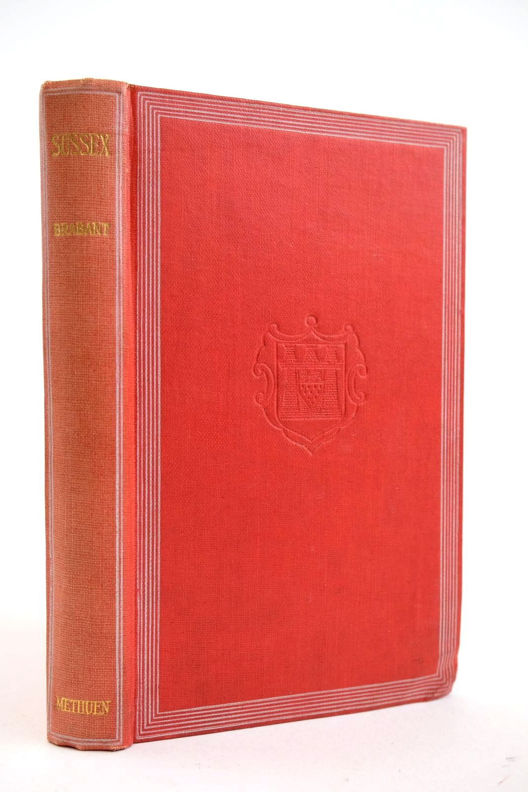 Photo of SUSSEX (LITTLE GUIDE) written by Brabant, F.G. published by Methuen & Co. Ltd. (STOCK CODE: 2132604)  for sale by Stella & Rose's Books