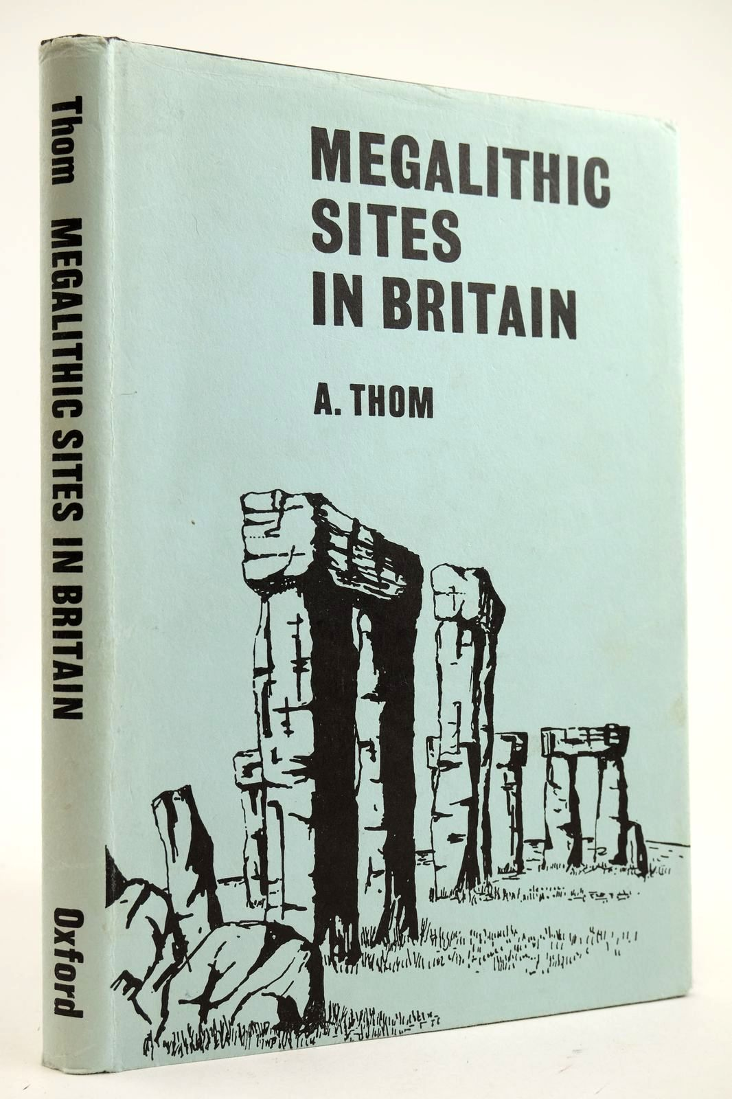 Photo of MEGALITHIC SITES IN BRITAIN- Stock Number: 2132611