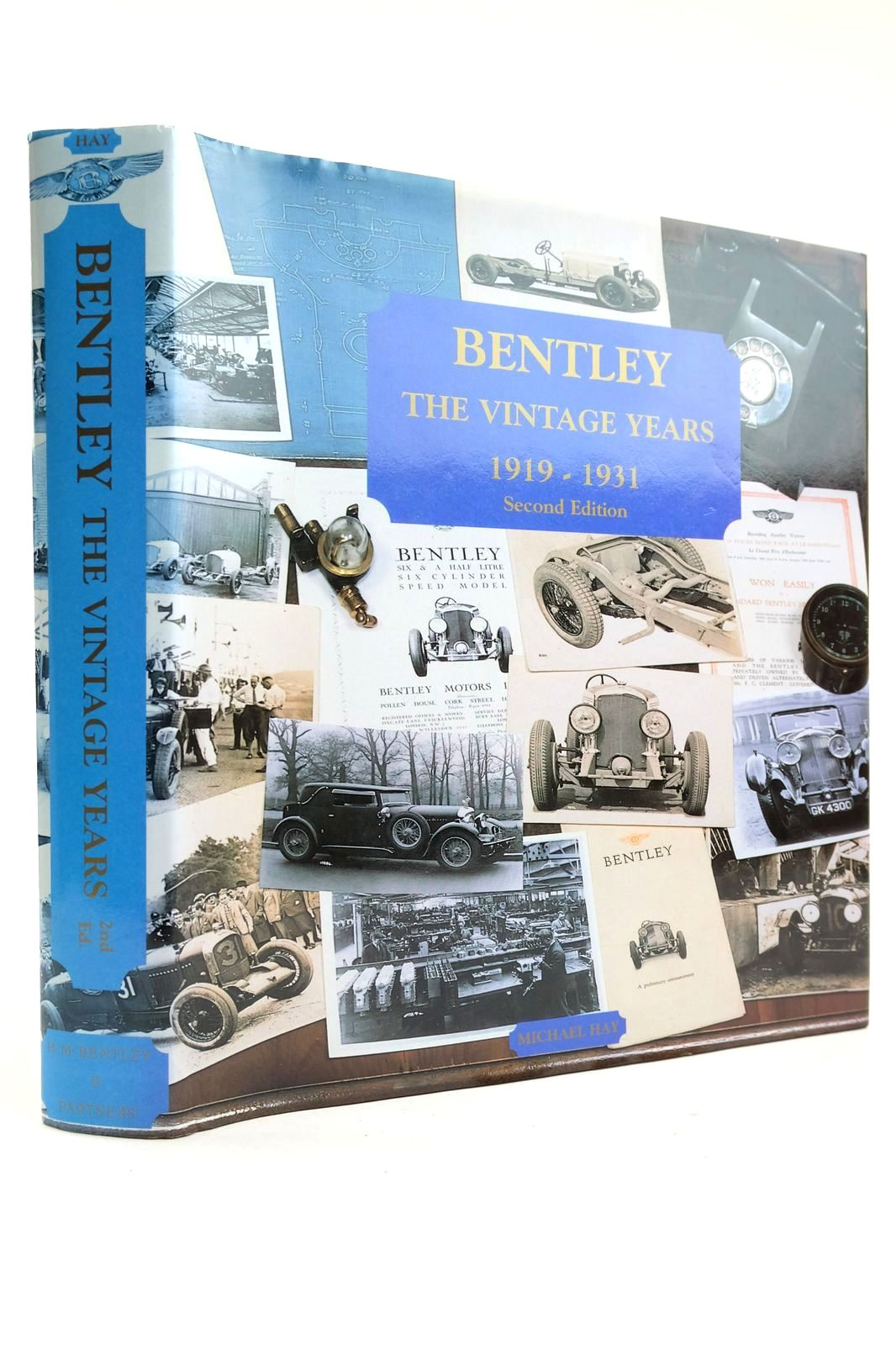 Photo of BENTLEY THE VINTAGE YEARS 1919-1931 written by Hay, Michael published by H.M. Bentley & Partners (STOCK CODE: 2132624)  for sale by Stella & Rose's Books