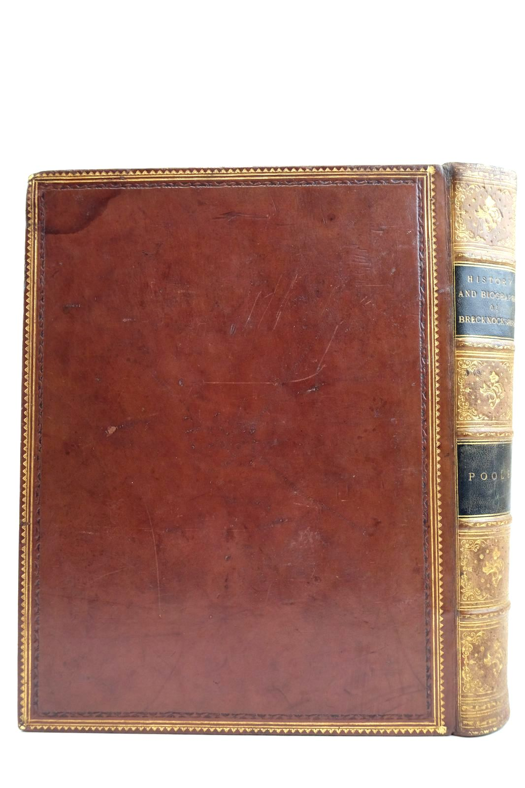 Photo of THE ILLUSTRATED HISTORY AND BIOGRAPHY OF BRECKNOCKSHIRE FROM THE EARLIEST TIMES TO THE PRESENT DAY written by Poole, Edwin published by Edwin Poole (STOCK CODE: 2132629)  for sale by Stella & Rose's Books