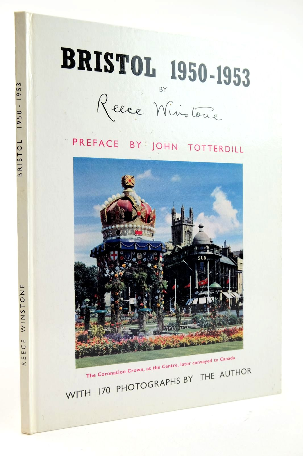 Photo of BRISTOL 1950-1953 written by Winstone, Reece published by Reece Winstone (STOCK CODE: 2132634)  for sale by Stella & Rose's Books