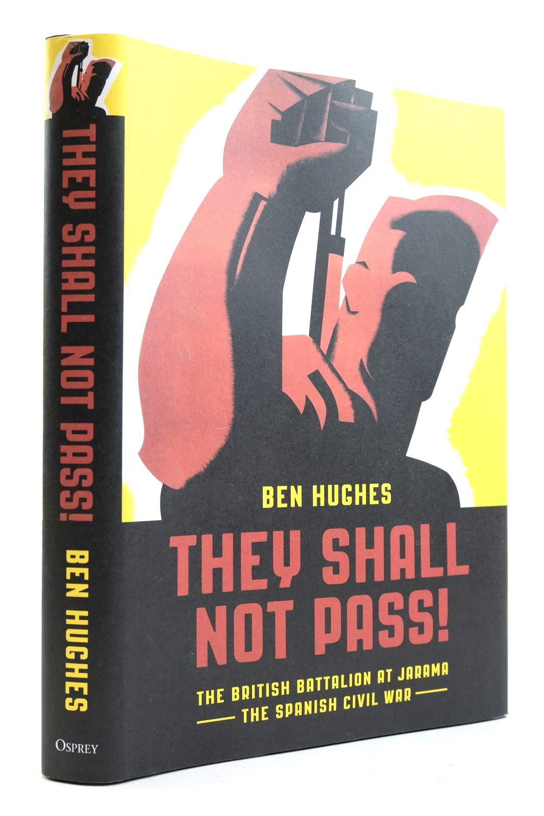 Photo of THEY SHALL NOT PASS! written by Hughes, Ben published by Osprey Publishing (STOCK CODE: 2132638)  for sale by Stella & Rose's Books