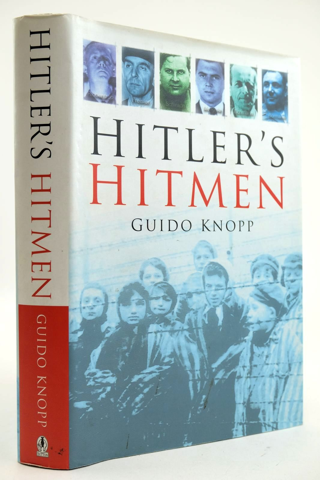 Photo of HITLER'S HITMEN written by Knopp, Guido McGeoch, Angus published by Sutton Publishing (STOCK CODE: 2132640)  for sale by Stella & Rose's Books