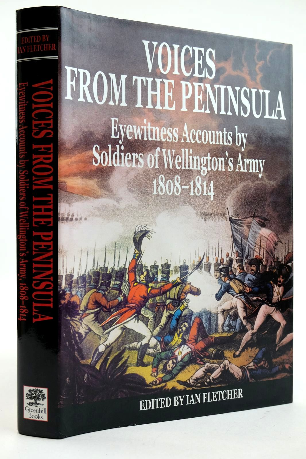 Photo of VOICES FROM THE PENINSULA written by Fletcher, Ian published by Greenhill Books (STOCK CODE: 2132647)  for sale by Stella & Rose's Books