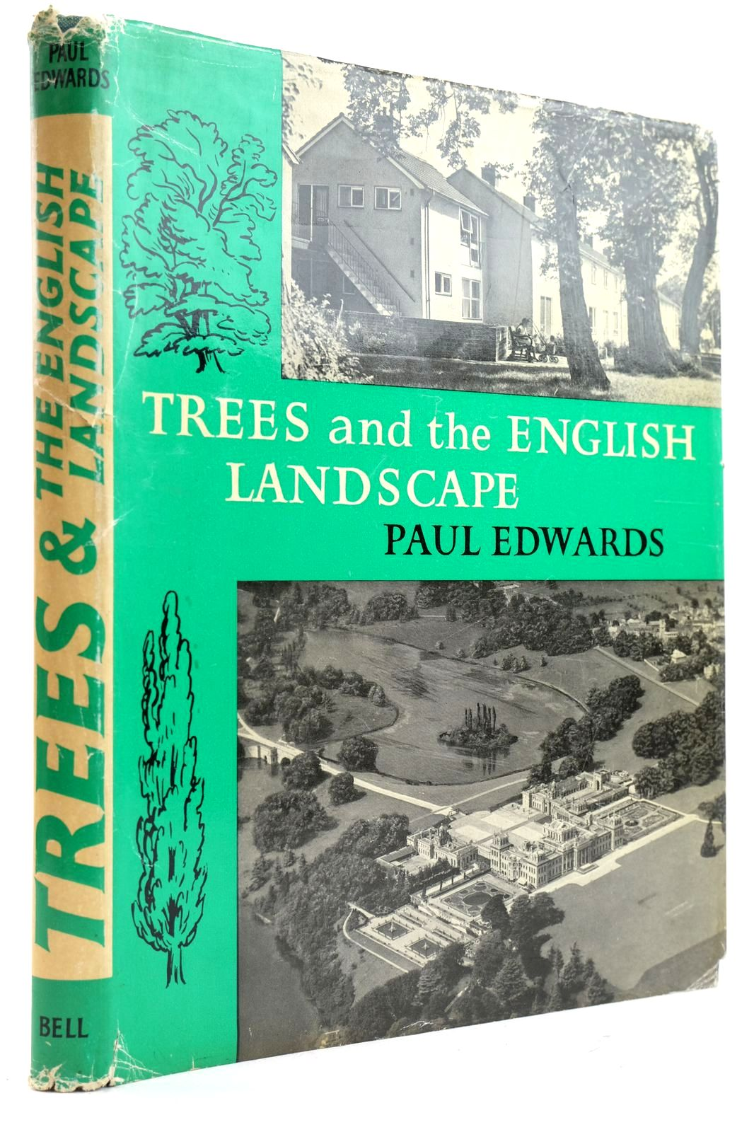 Photo of TREES AND THE ENGLISH LANDSCAPE written by Edwards, Paul published by G. Bell & Sons Ltd. (STOCK CODE: 2132659)  for sale by Stella & Rose's Books