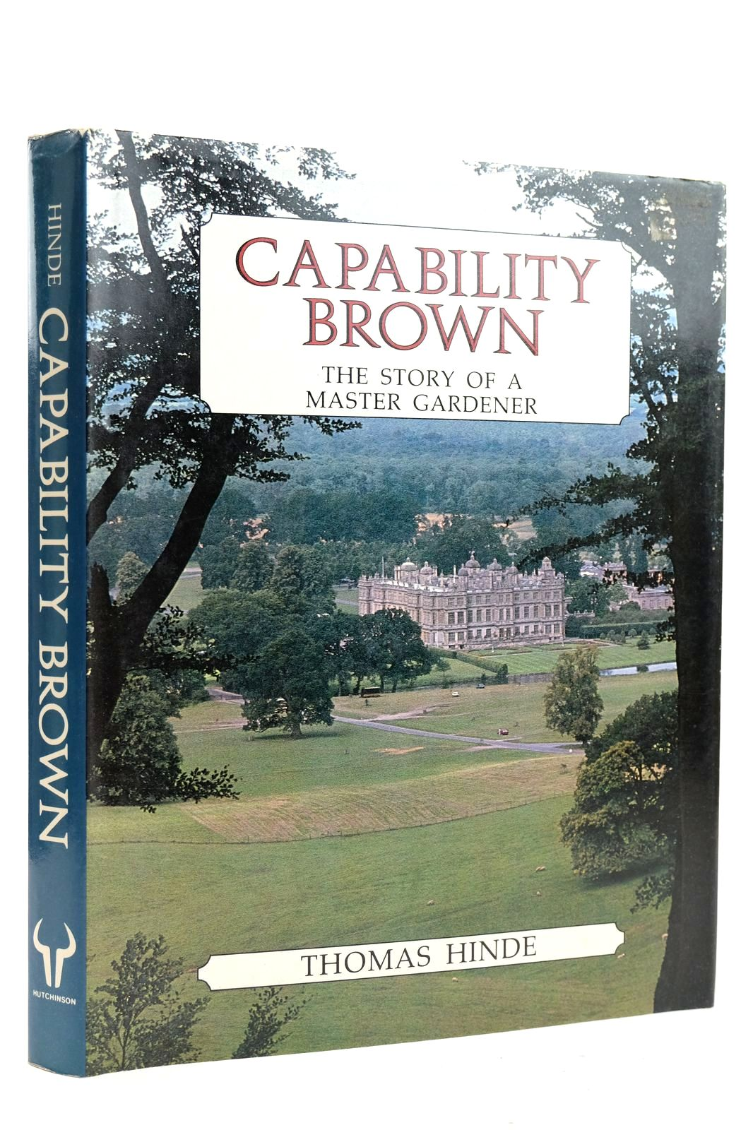 Photo of CAPABILITY BROWN THE STORY OF A MASTER GARDENER- Stock Number: 2132663