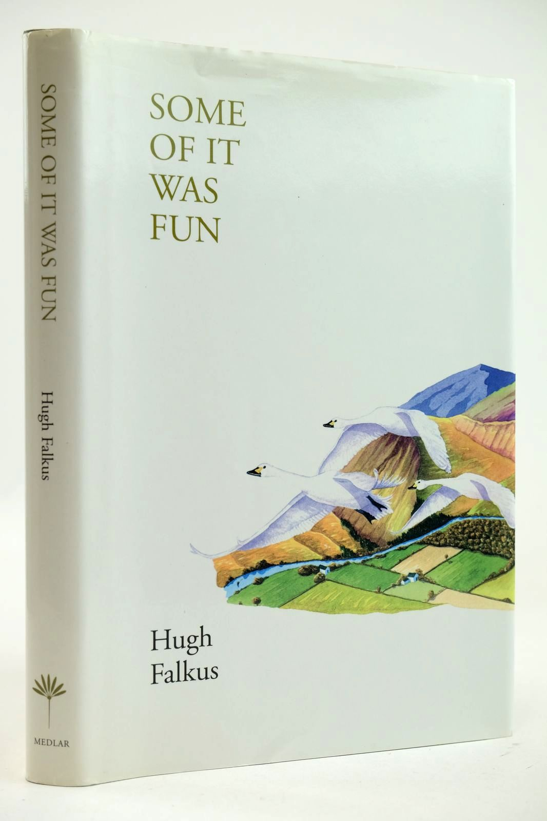 Photo of SOME OF IT WAS FUN written by Falkus, Hugh illustrated by Adkins, Scott published by The Medlar Press (STOCK CODE: 2132675)  for sale by Stella & Rose's Books