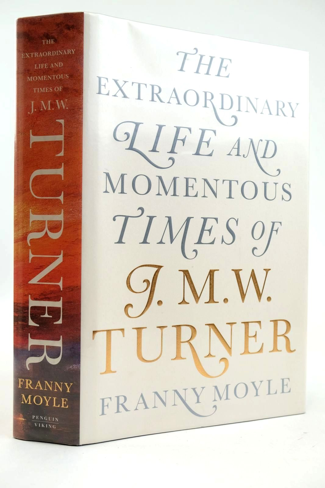 Photo of TURNER THE EXTRAORDINARY AND MOMENTOUS TIMES OF J.M.W. TURNER- Stock Number: 2132689