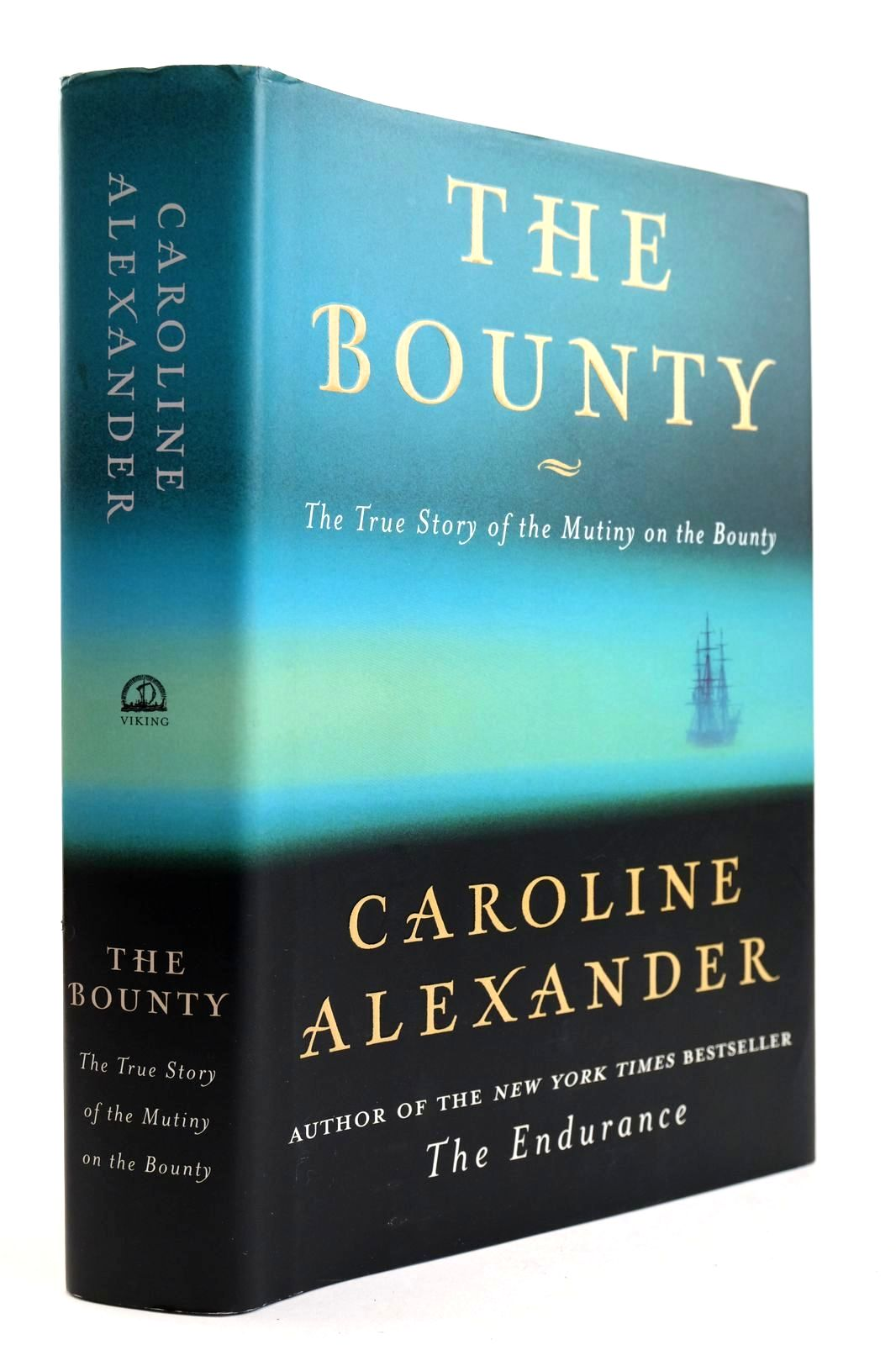 Photo of THE BOUNTY: THE TRUE STORY OF THE MUTINY ON THE BOUNTY- Stock Number: 2132690