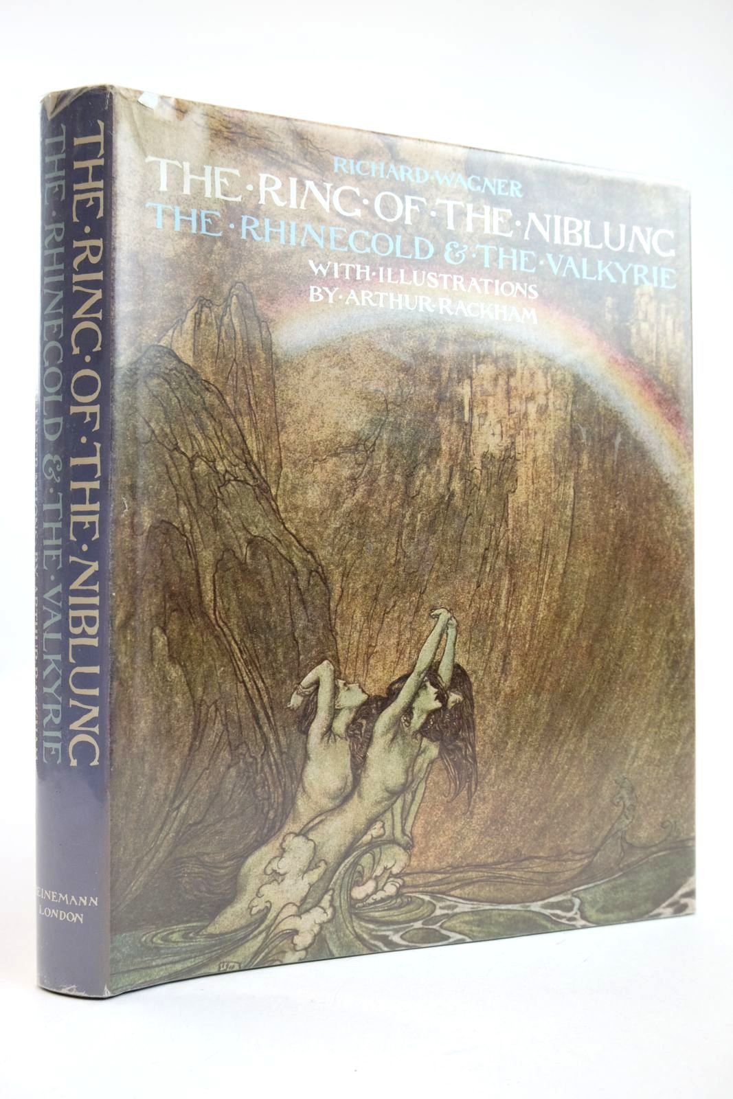 Photo of THE RING OF THE NIBLUNG: THE RHINEGOLD AND THE VALKYRIE- Stock Number: 2132696