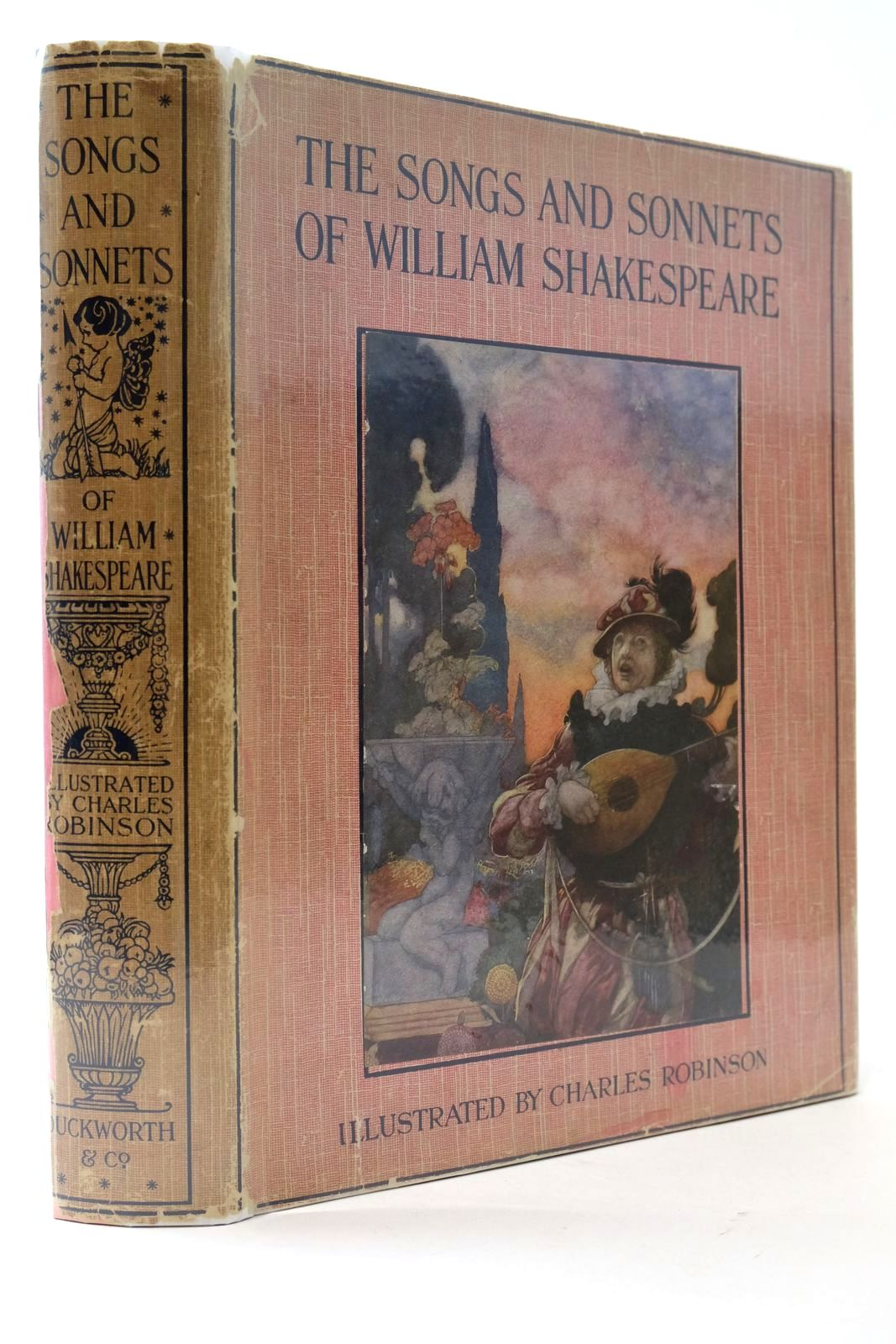 Photo of THE SONGS AND SONNETS OF WILLIAM SHAKESPEARE