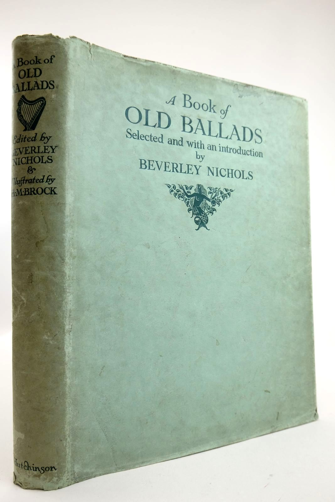 Photo of A BOOK OF OLD BALLADS- Stock Number: 2132698