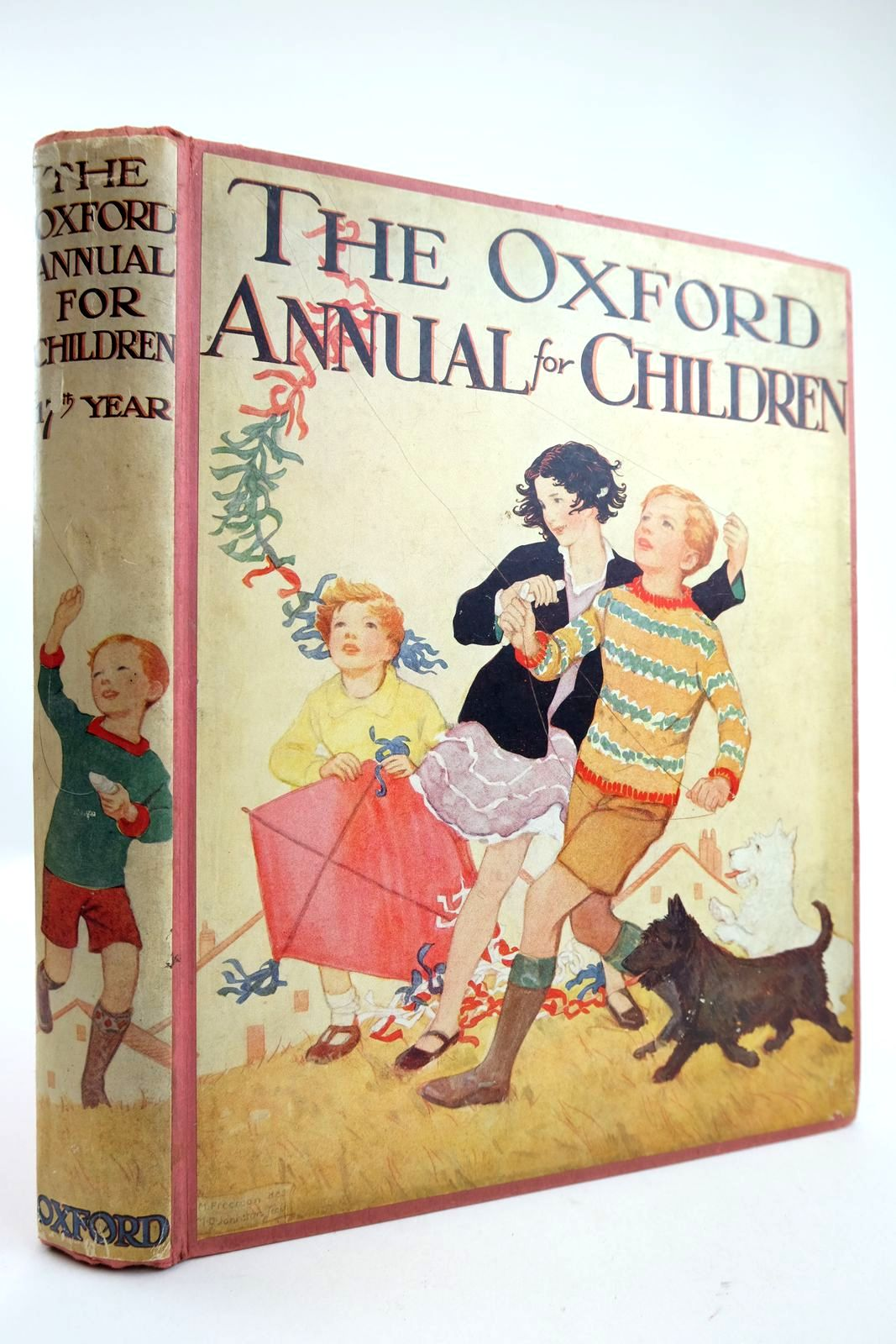 Photo of THE OXFORD ANNUAL FOR CHILDREN 17TH YEAR- Stock Number: 2132699