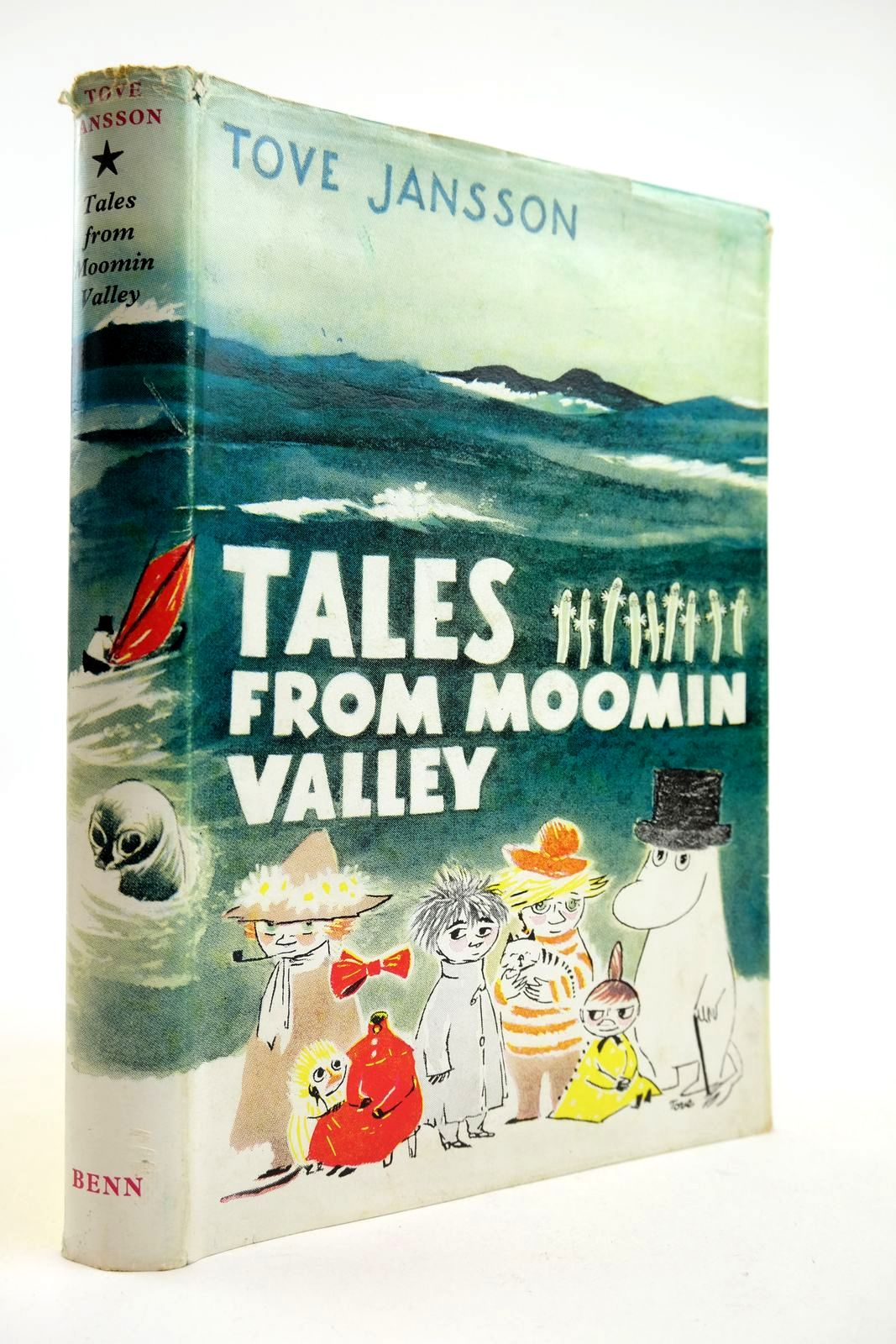 Photo of TALES FROM MOOMINVALLEY- Stock Number: 2132700