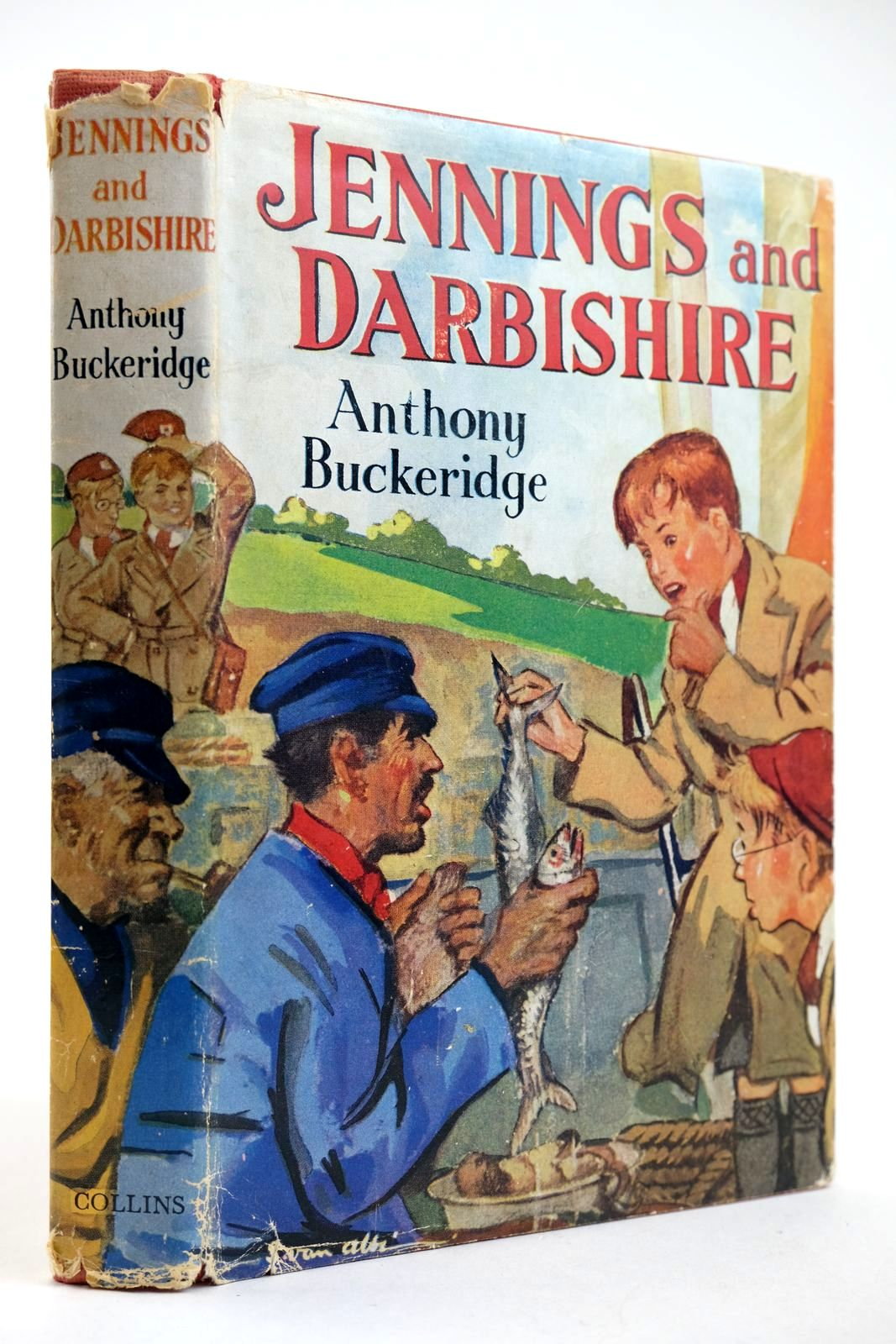 Photo of JENNINGS AND DARBISHIRE written by Buckeridge, Anthony published by Collins (STOCK CODE: 2132707)  for sale by Stella & Rose's Books