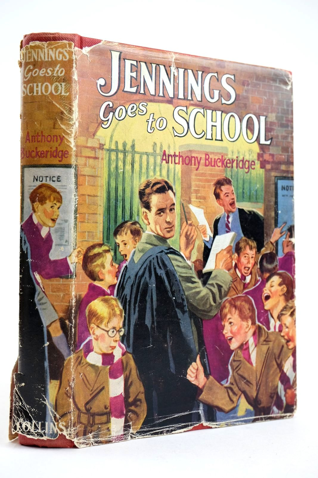 Photo of JENNINGS GOES TO SCHOOL- Stock Number: 2132710