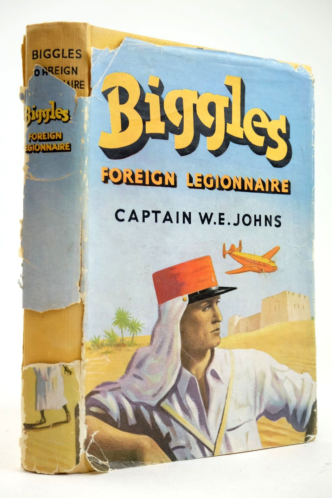 Photo of BIGGLES FOREIGN LEGIONNAIRE written by Johns, W.E. published by The Children's Book Club (STOCK CODE: 2132711)  for sale by Stella & Rose's Books