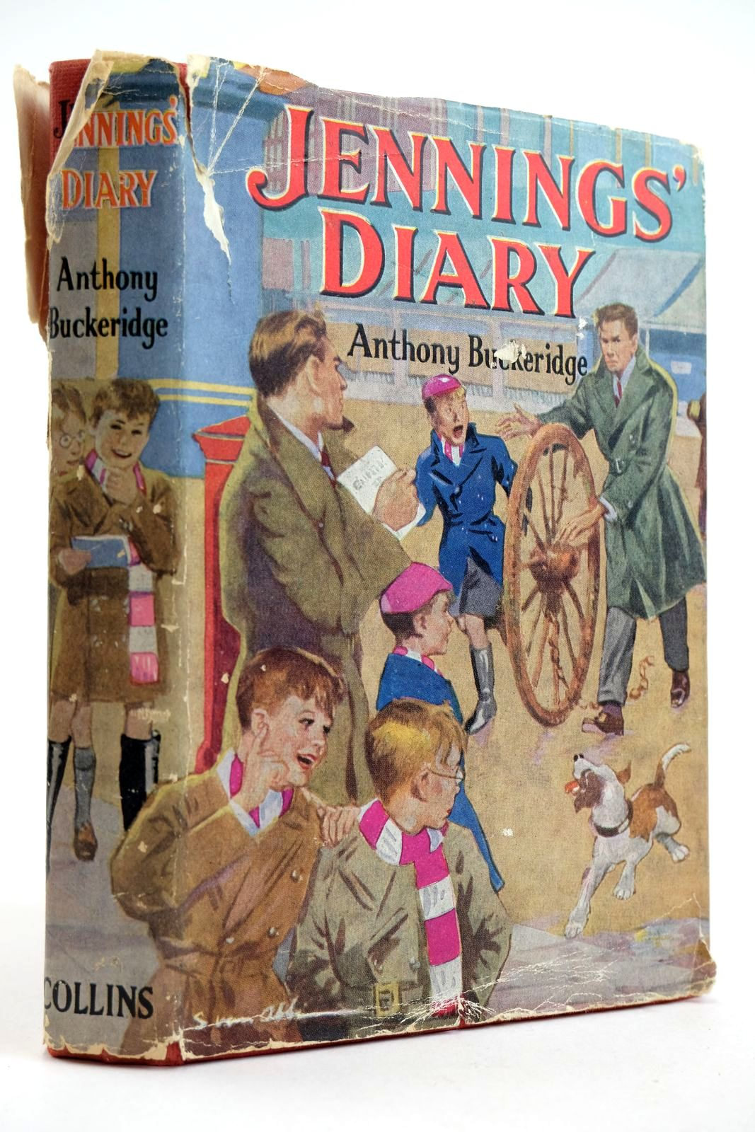 Photo of JENNINGS' DIARY written by Buckeridge, Anthony published by Collins (STOCK CODE: 2132718)  for sale by Stella & Rose's Books