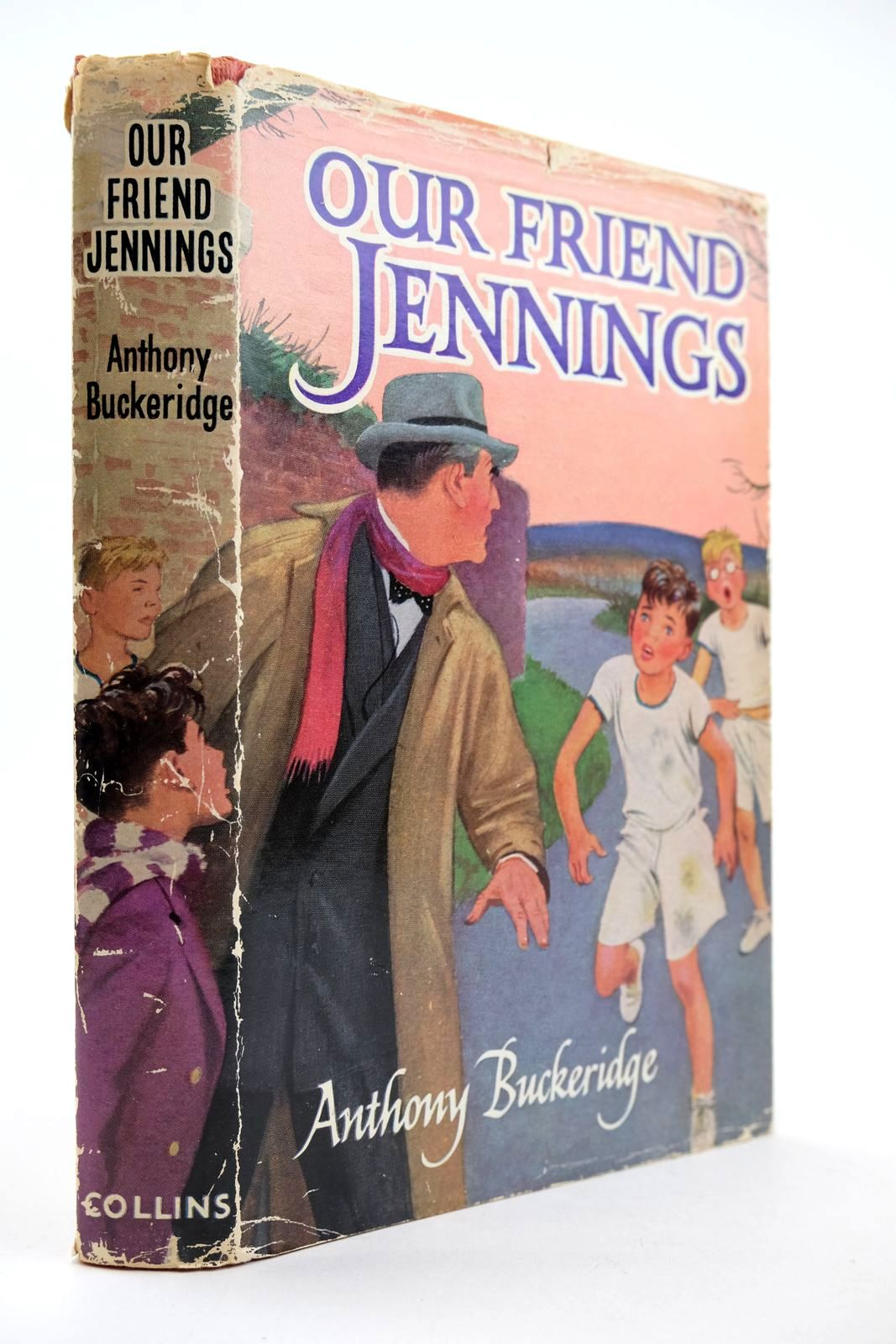 Photo of OUR FRIEND JENNINGS written by Buckeridge, Anthony published by Collins (STOCK CODE: 2132722)  for sale by Stella & Rose's Books