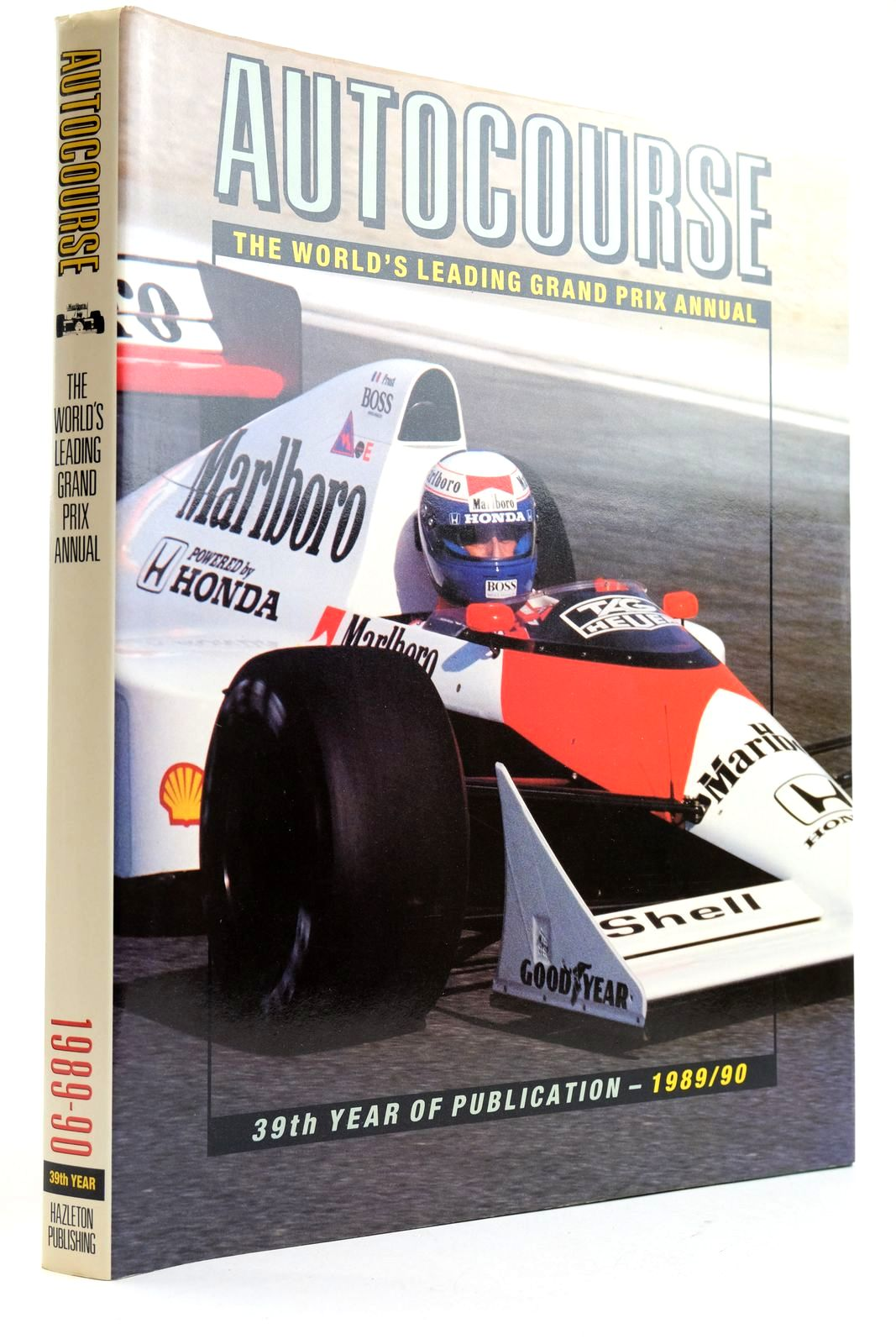 Photo of AUTOCOURSE 1989-90- Stock Number: 2132734